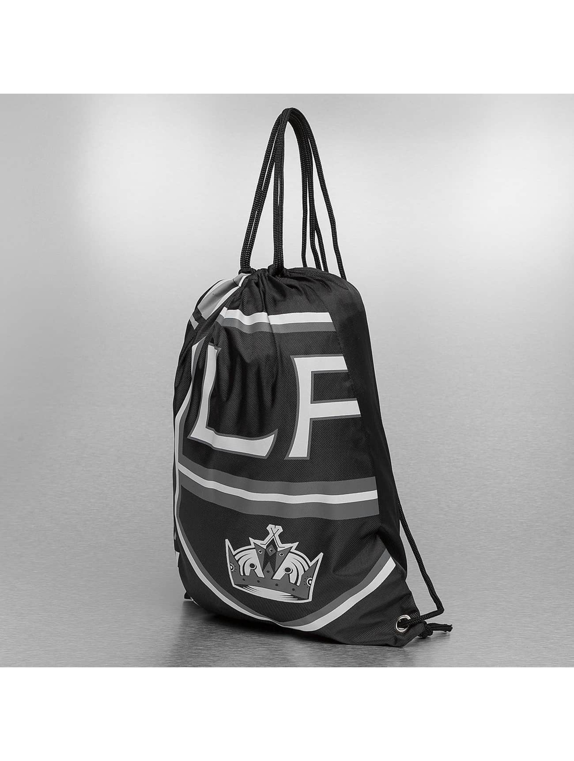 Forever Collectibles Shopper NHL Cropped Logo LA Kings zwart