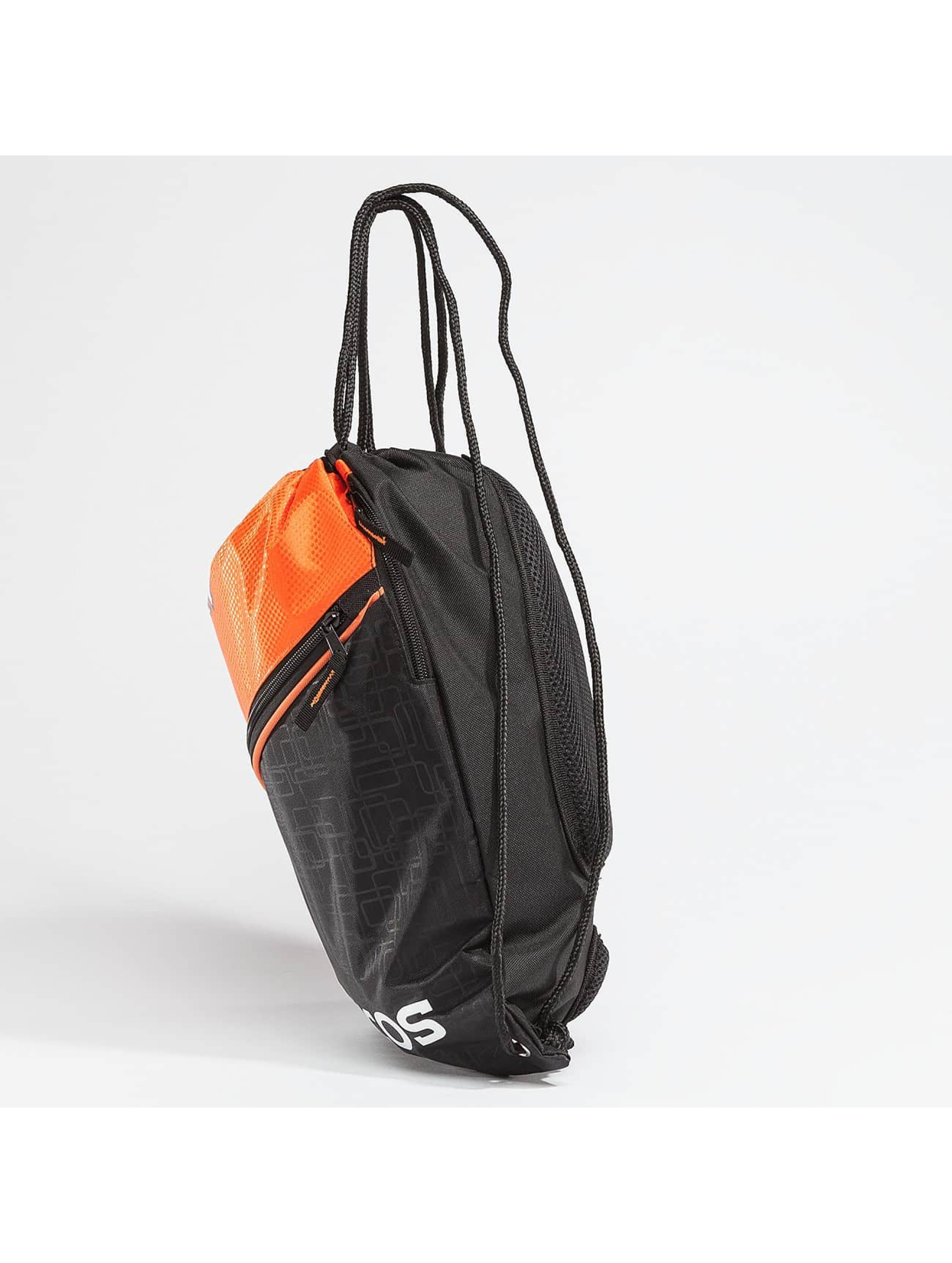 Forever Collectibles Shopper NFL Diagonal Zip Drawstring Broncos zwart