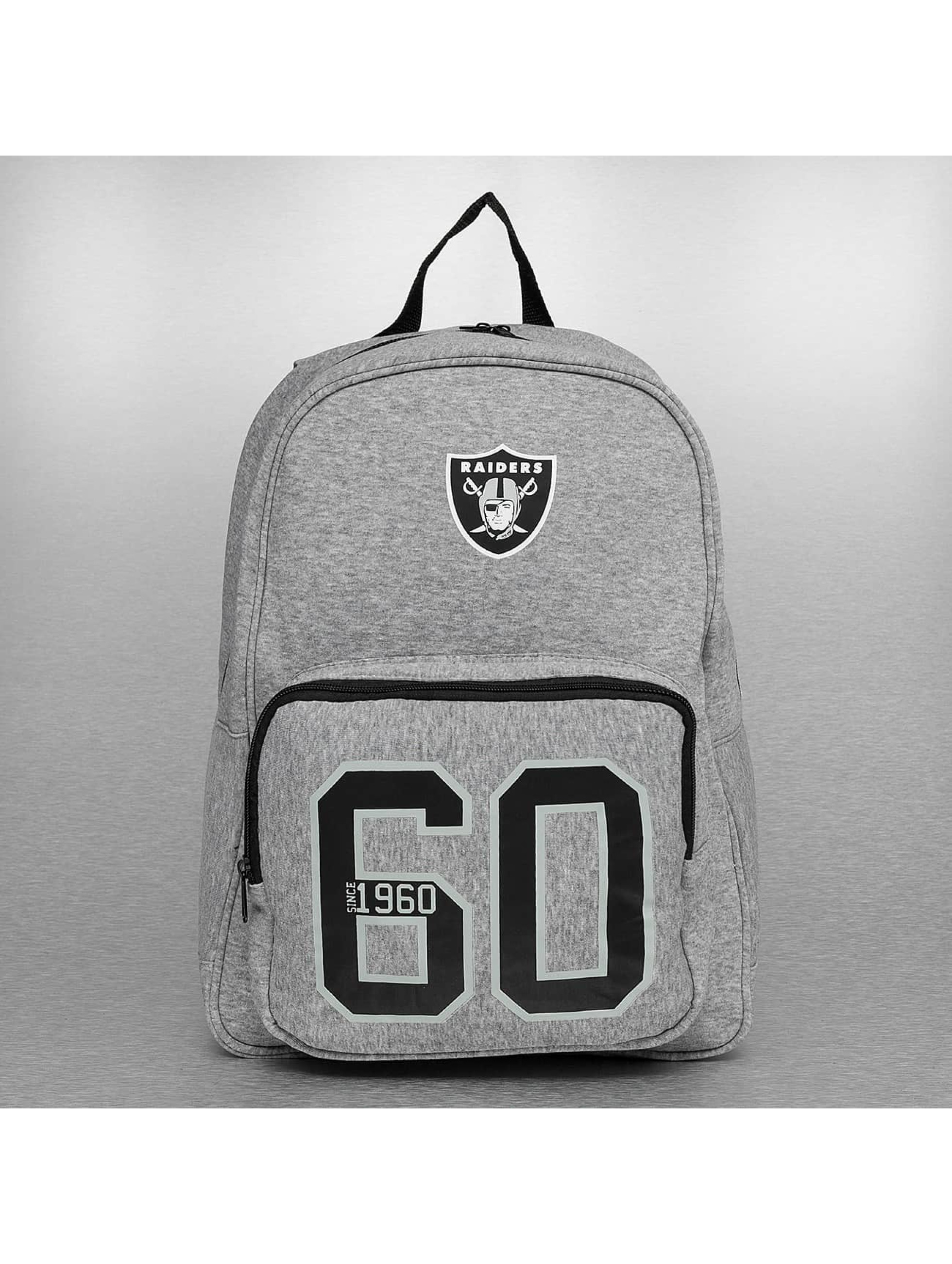 Forever Collectibles Zaino NFL Oakland Raiders grigio