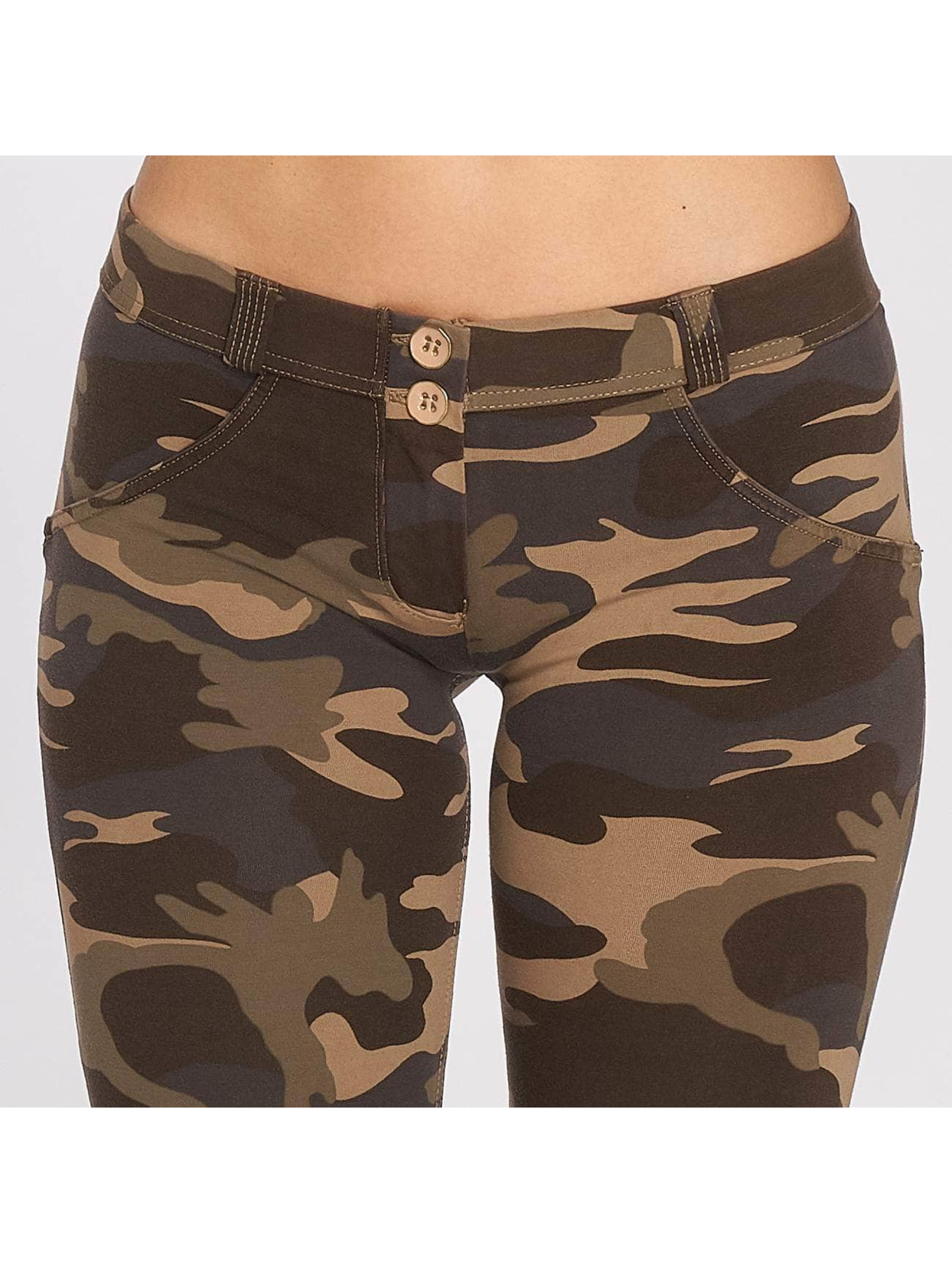 Freddy Облегающие джинсы Pantalone Lunga камуфляж
