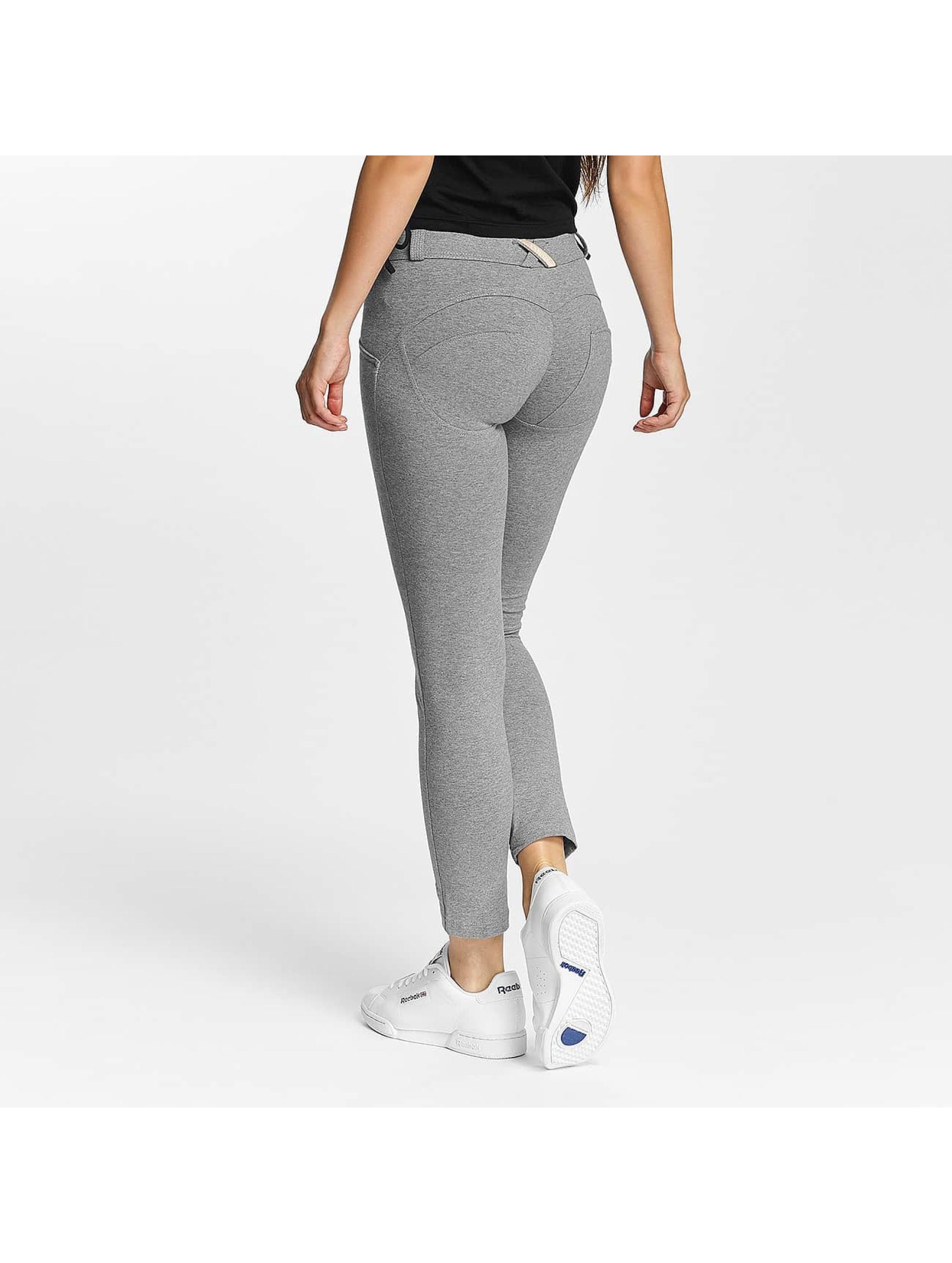 Freddy Облегающие джинсы 7/8 Regular серый