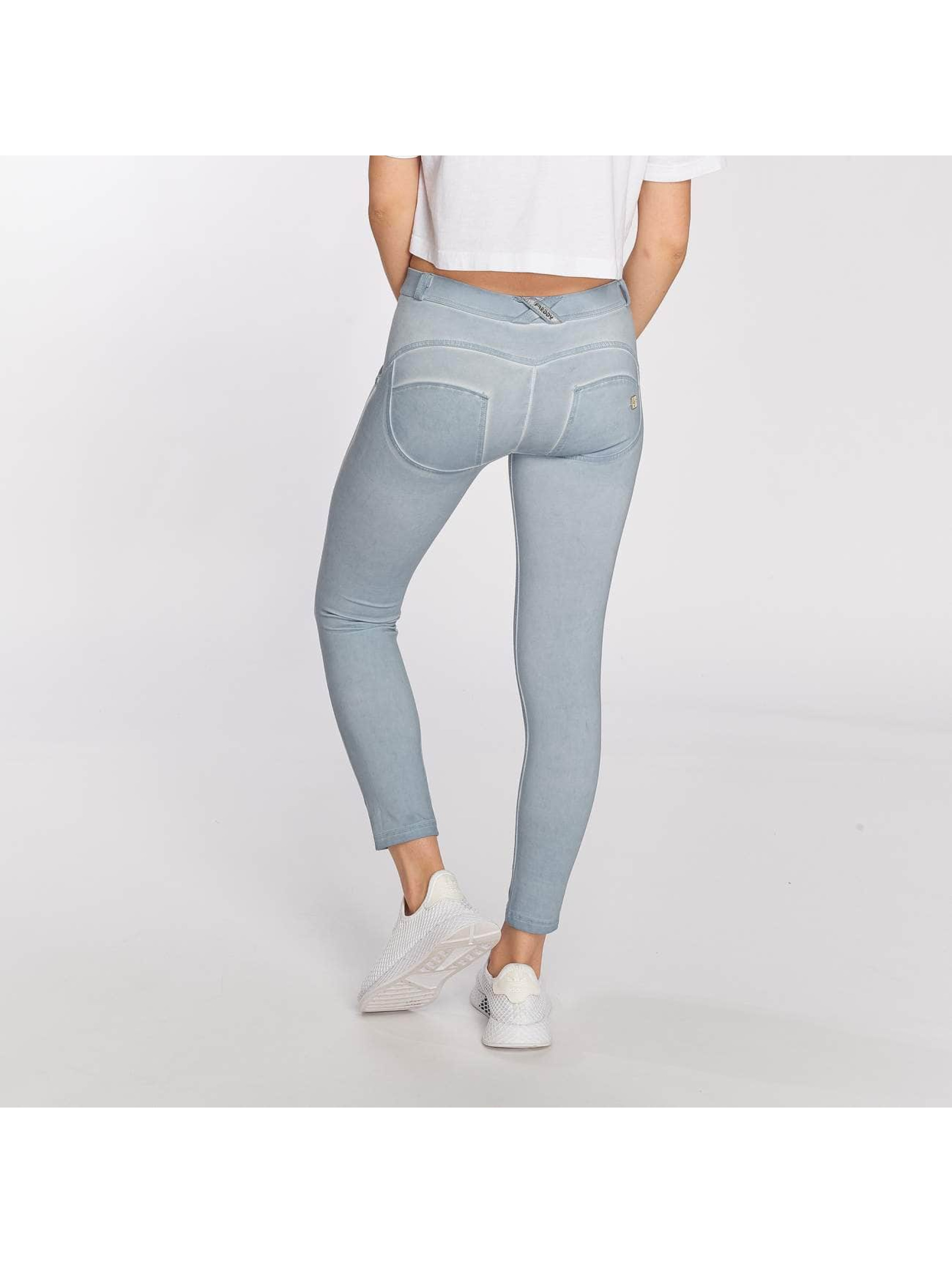 Freddy Облегающие джинсы Pantalone 7/8 синий