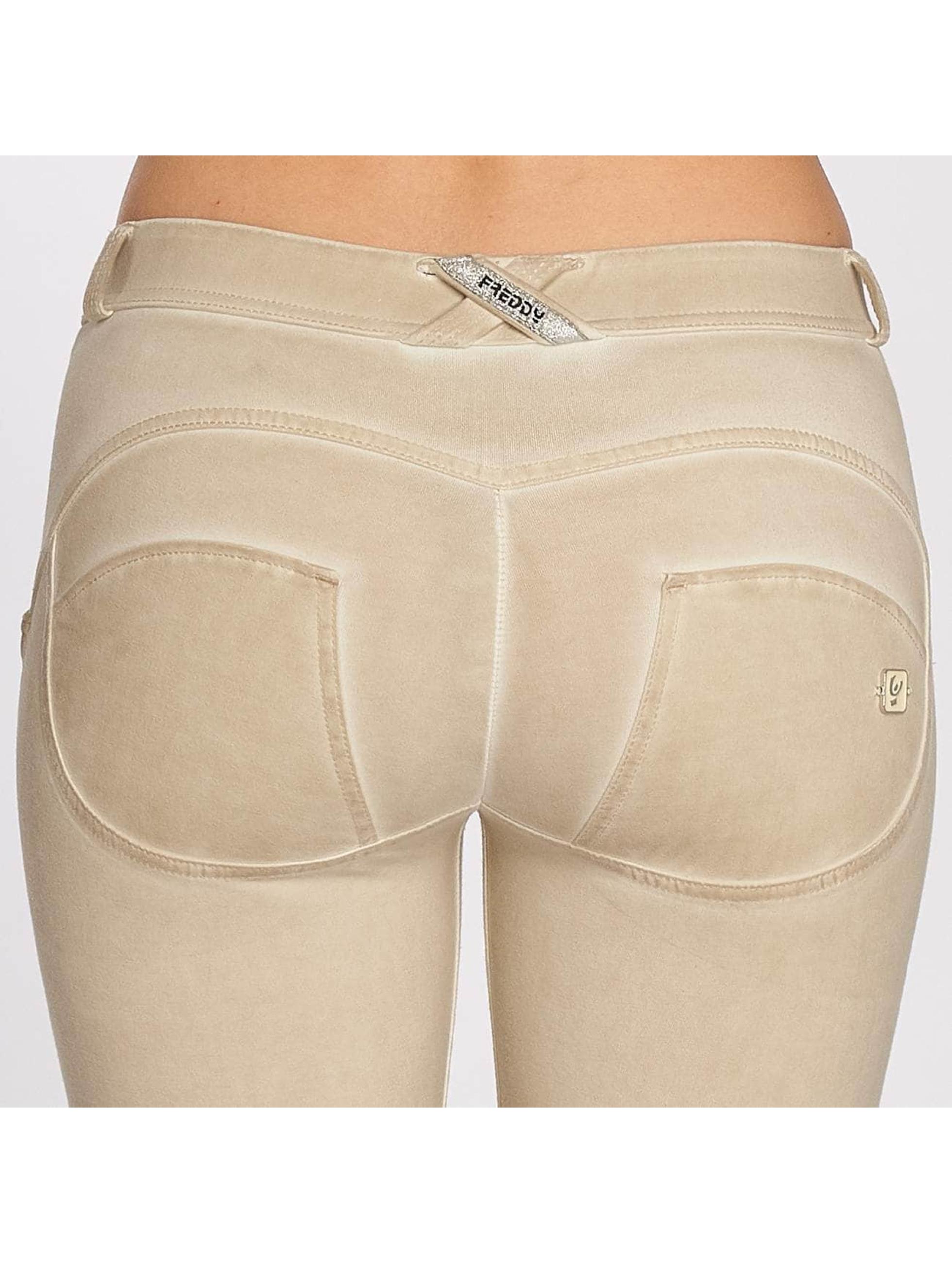 Freddy Jean skinny Pantalone 7/8 beige