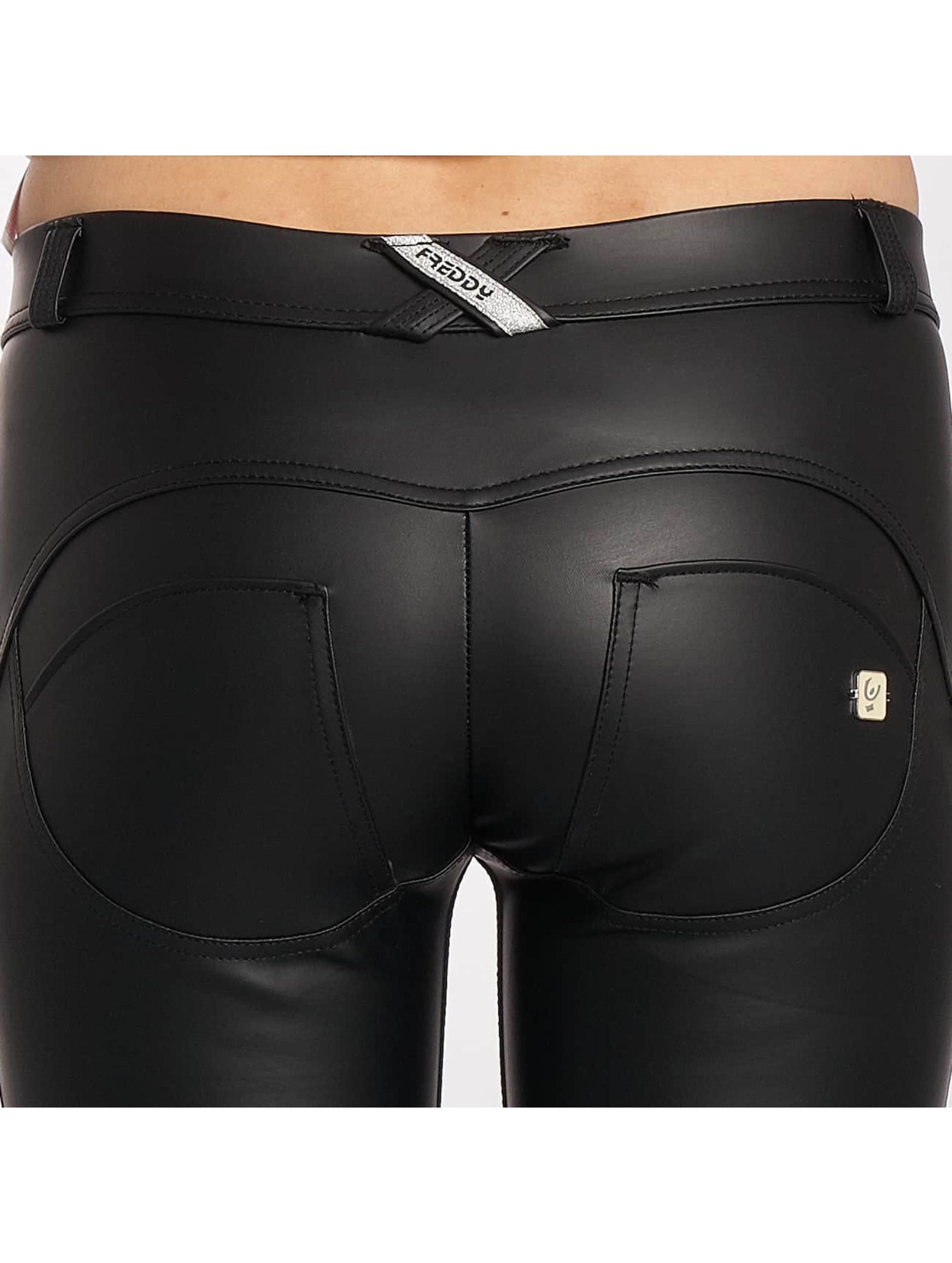 Freddy Jean skinny Pantalone Lungo noir