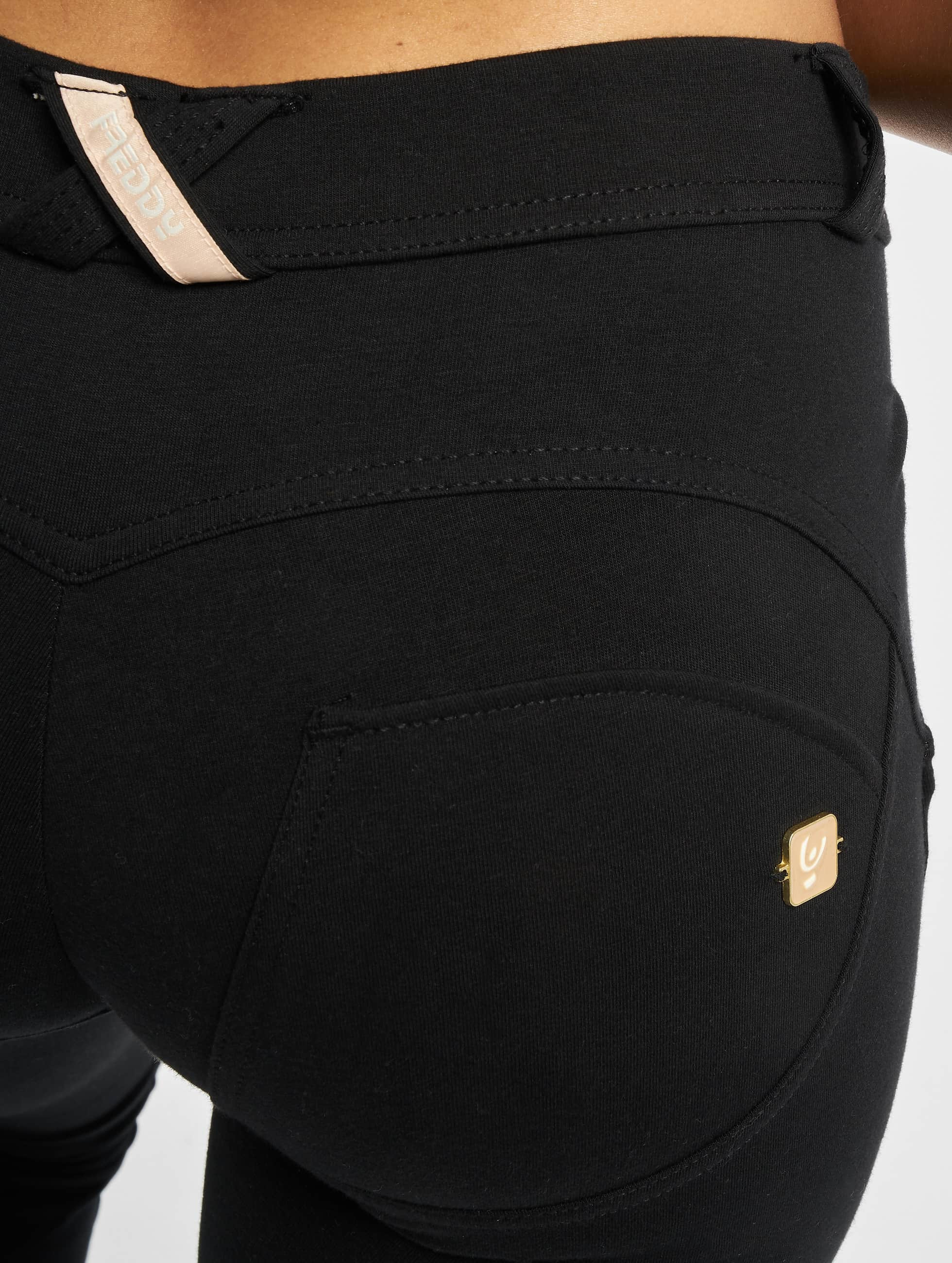 Freddy Jeans ajustado Regular Waist negro