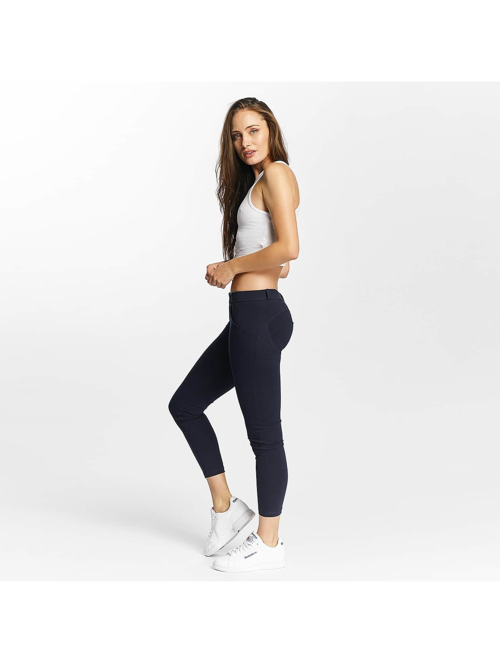 Freddy Jeans slim fit 7/8 Regular Waist blu