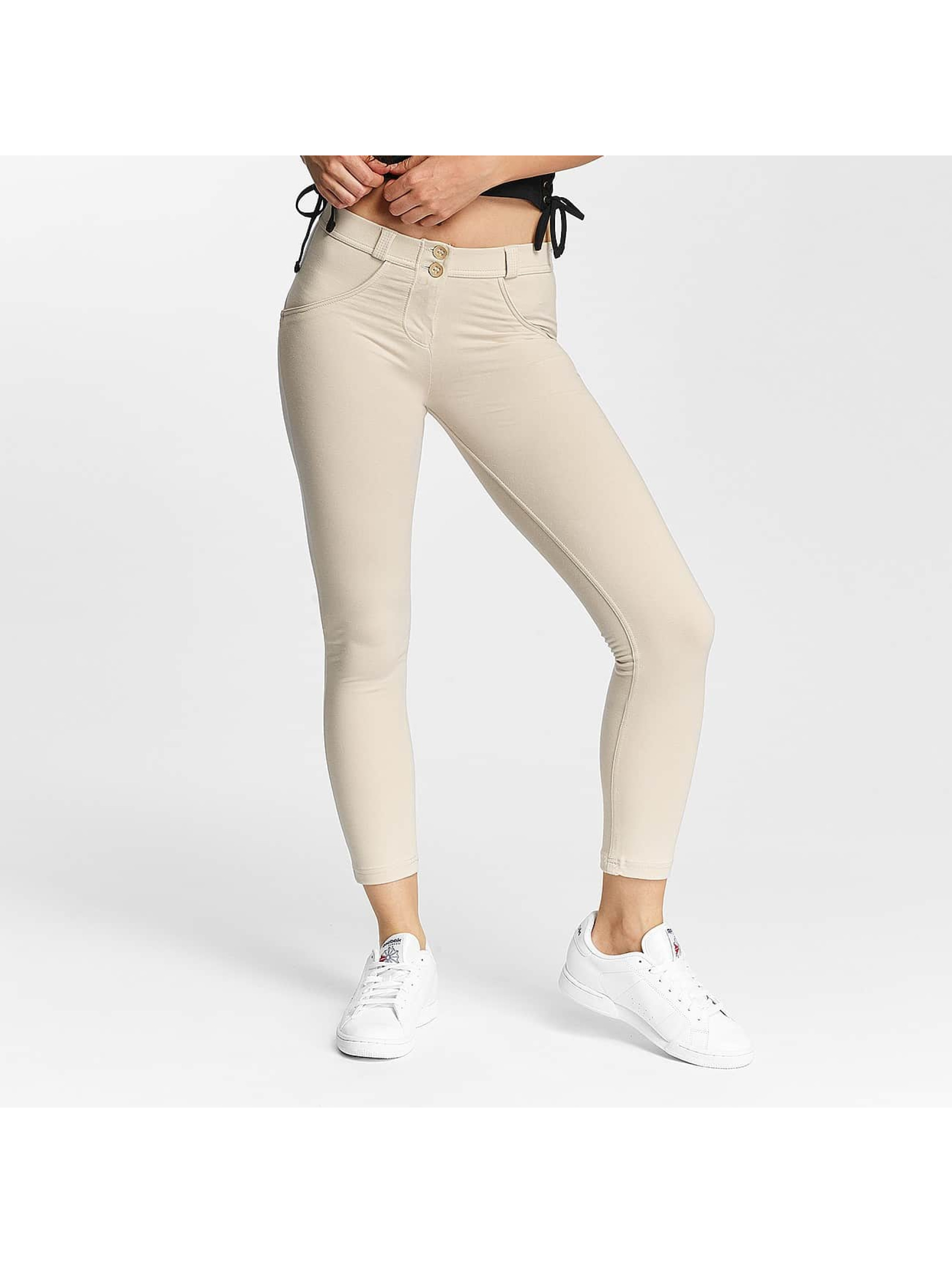 Freddy Skinny Jeans 7/8 Regular bezowy