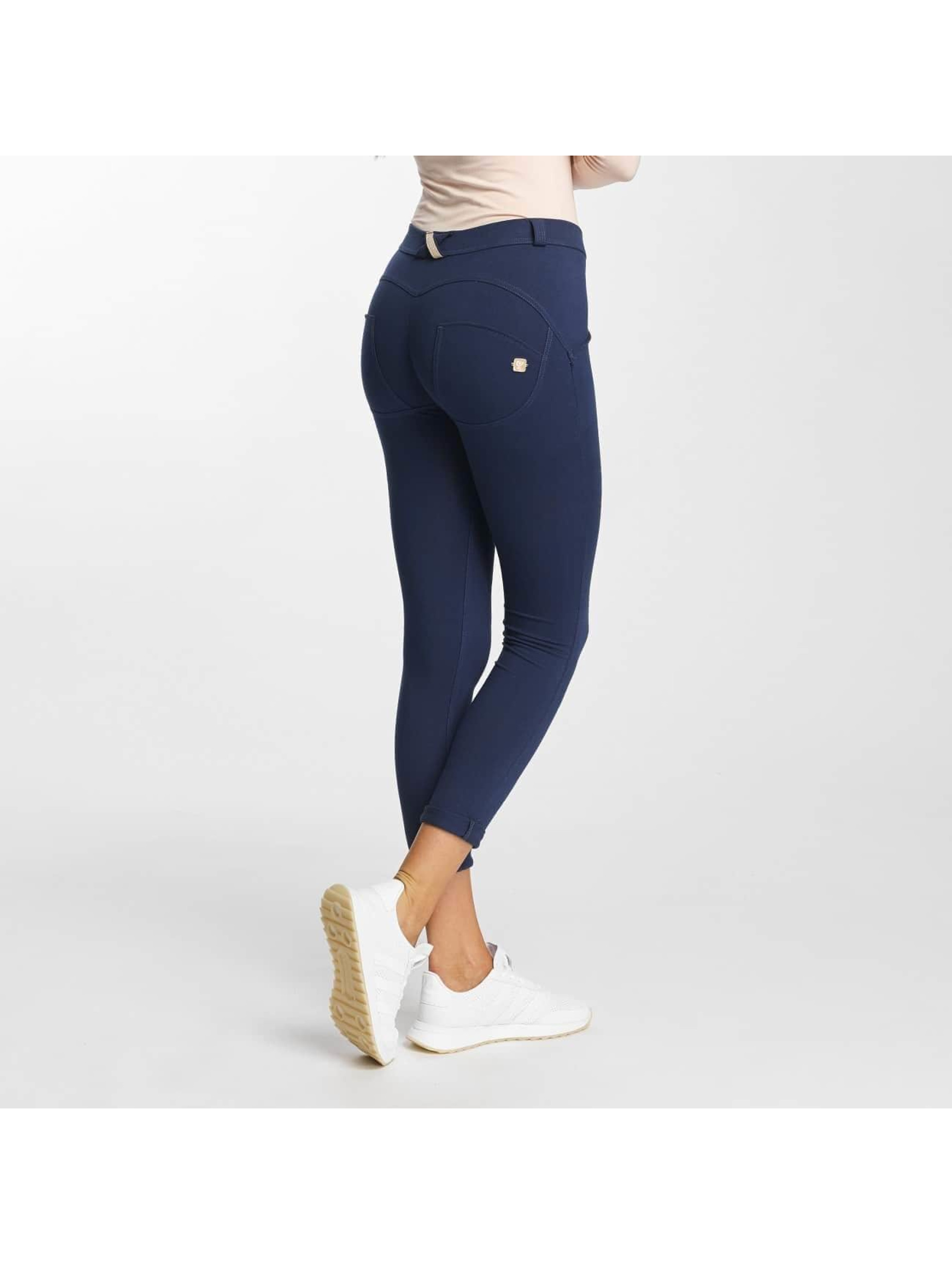 Freddy Skinny jeans 7/8 Regular Waist blauw