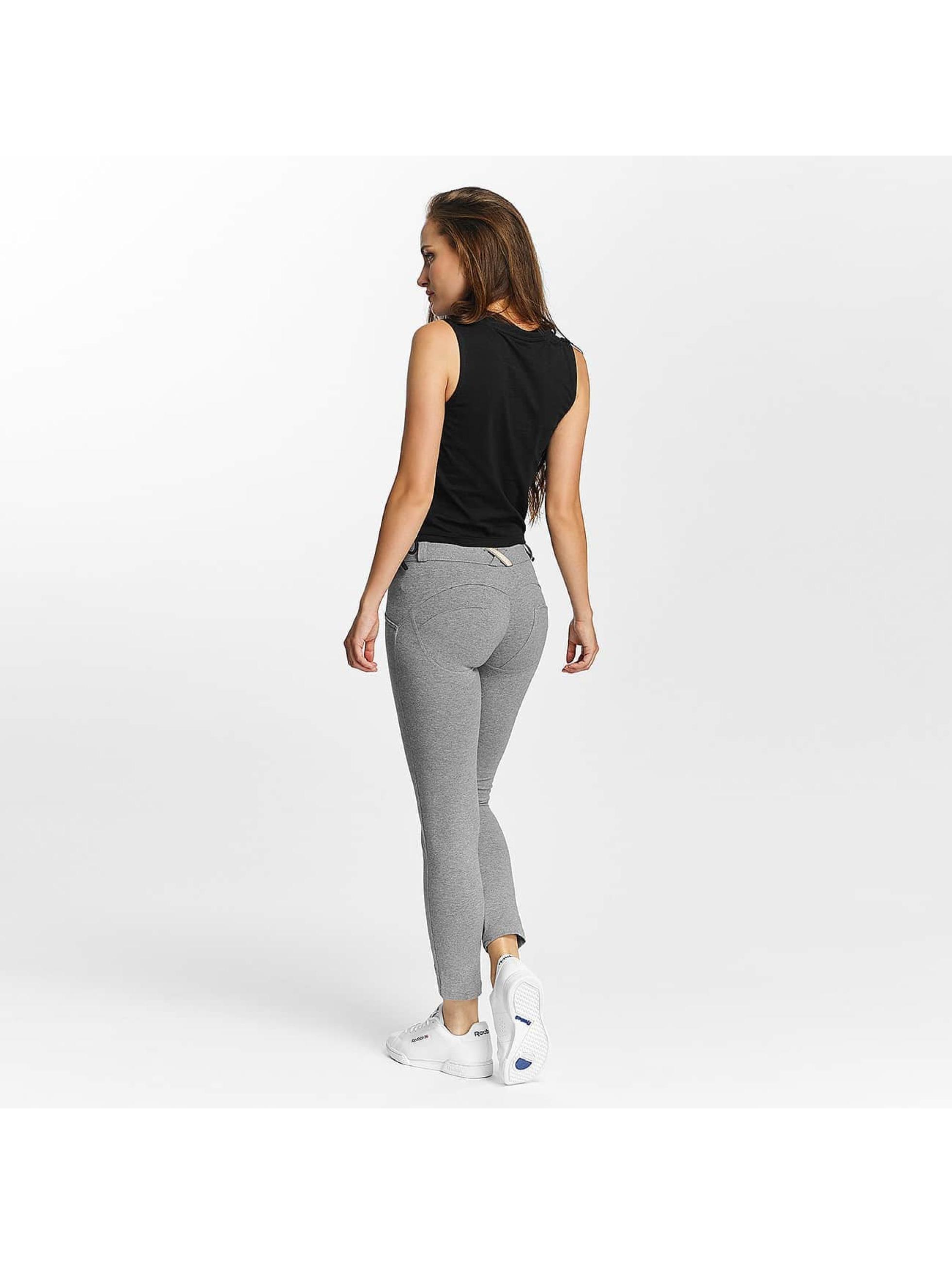 Freddy Skinny Jeans 7/8 Regular grå