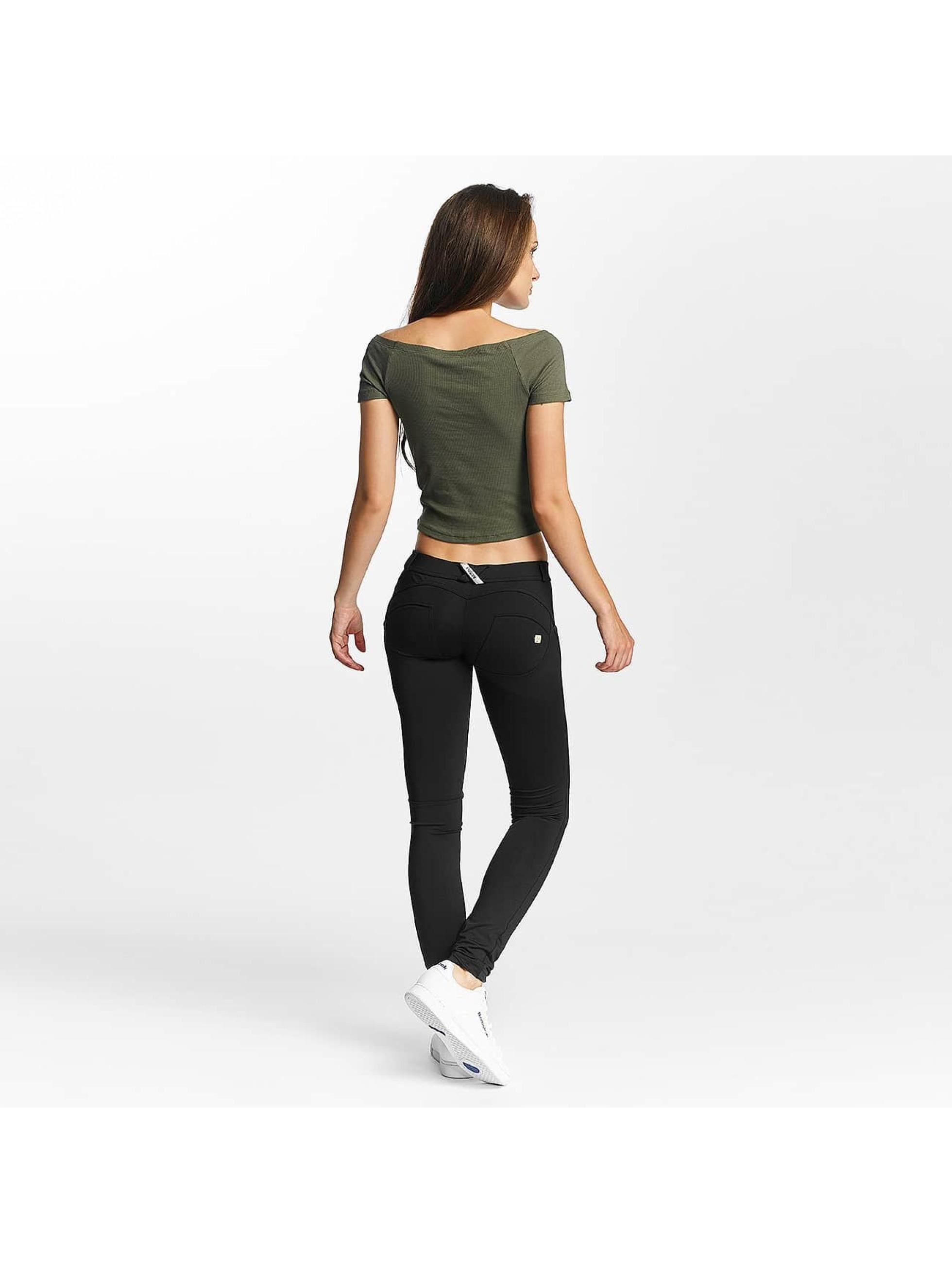 Freddy Skinny jeans D.I.W.O Low Waist zwart