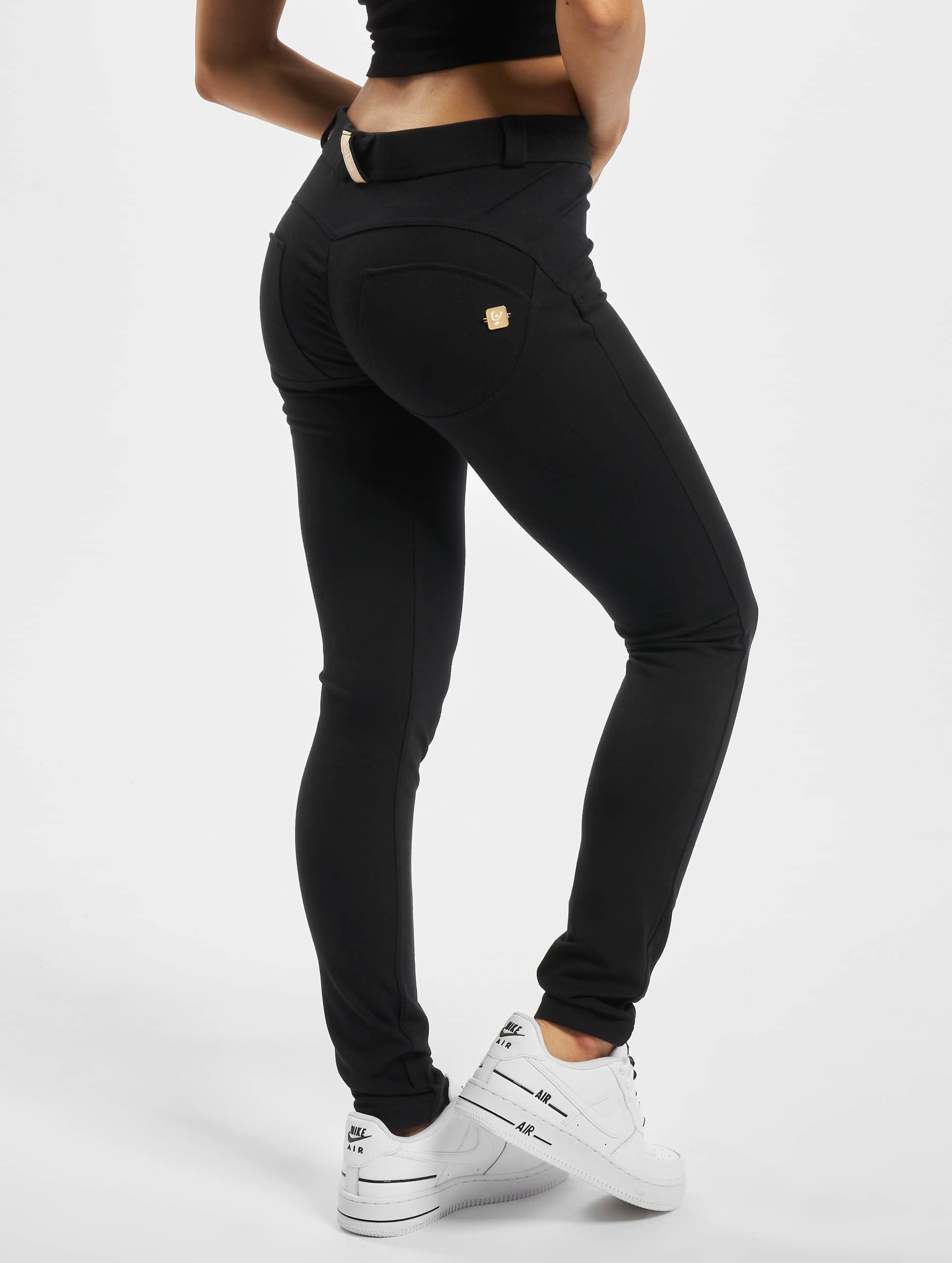 Freddy Slim Fit Jeans Regular Waist черный