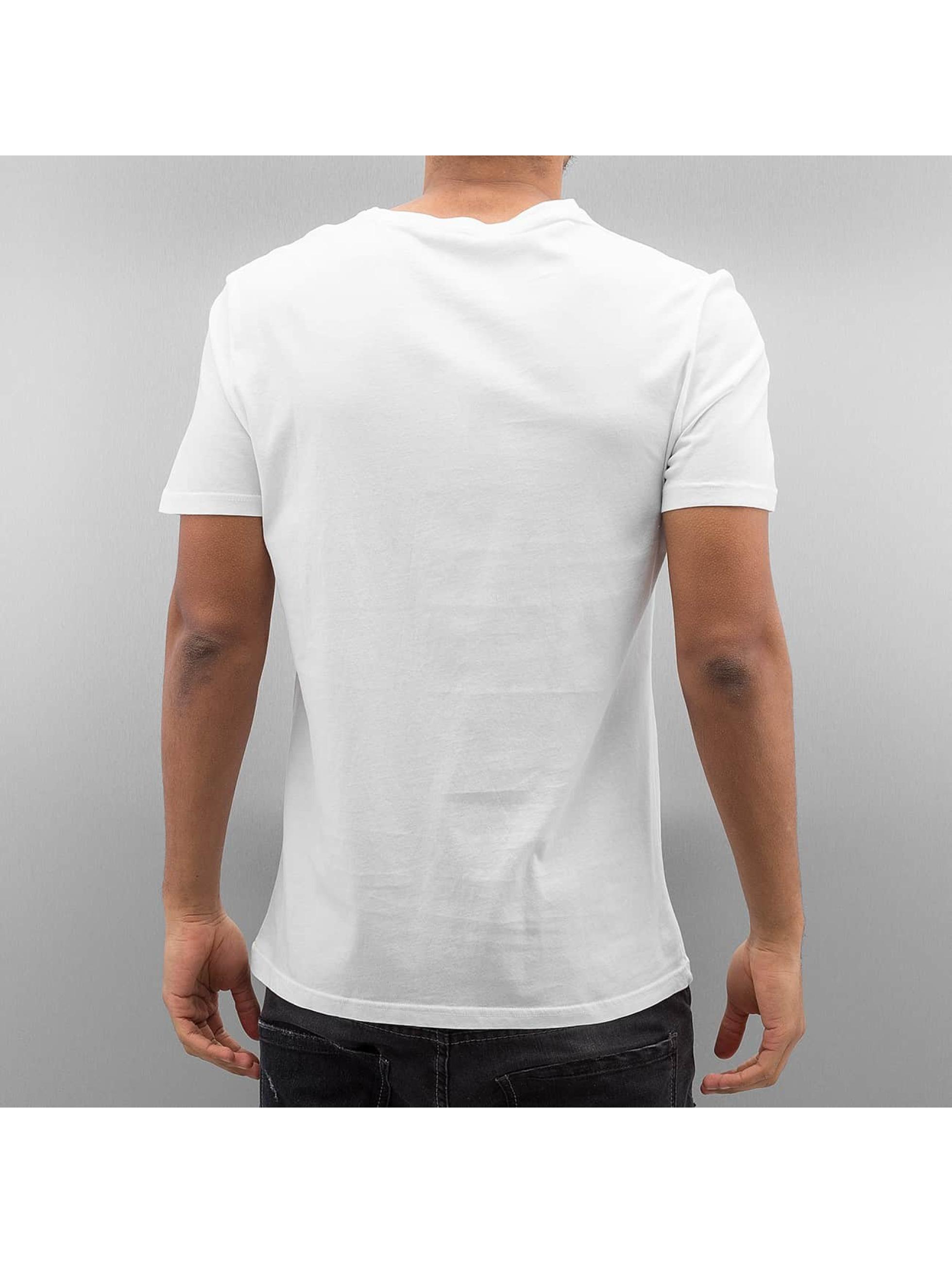French Kick T-Shirt Raiders white