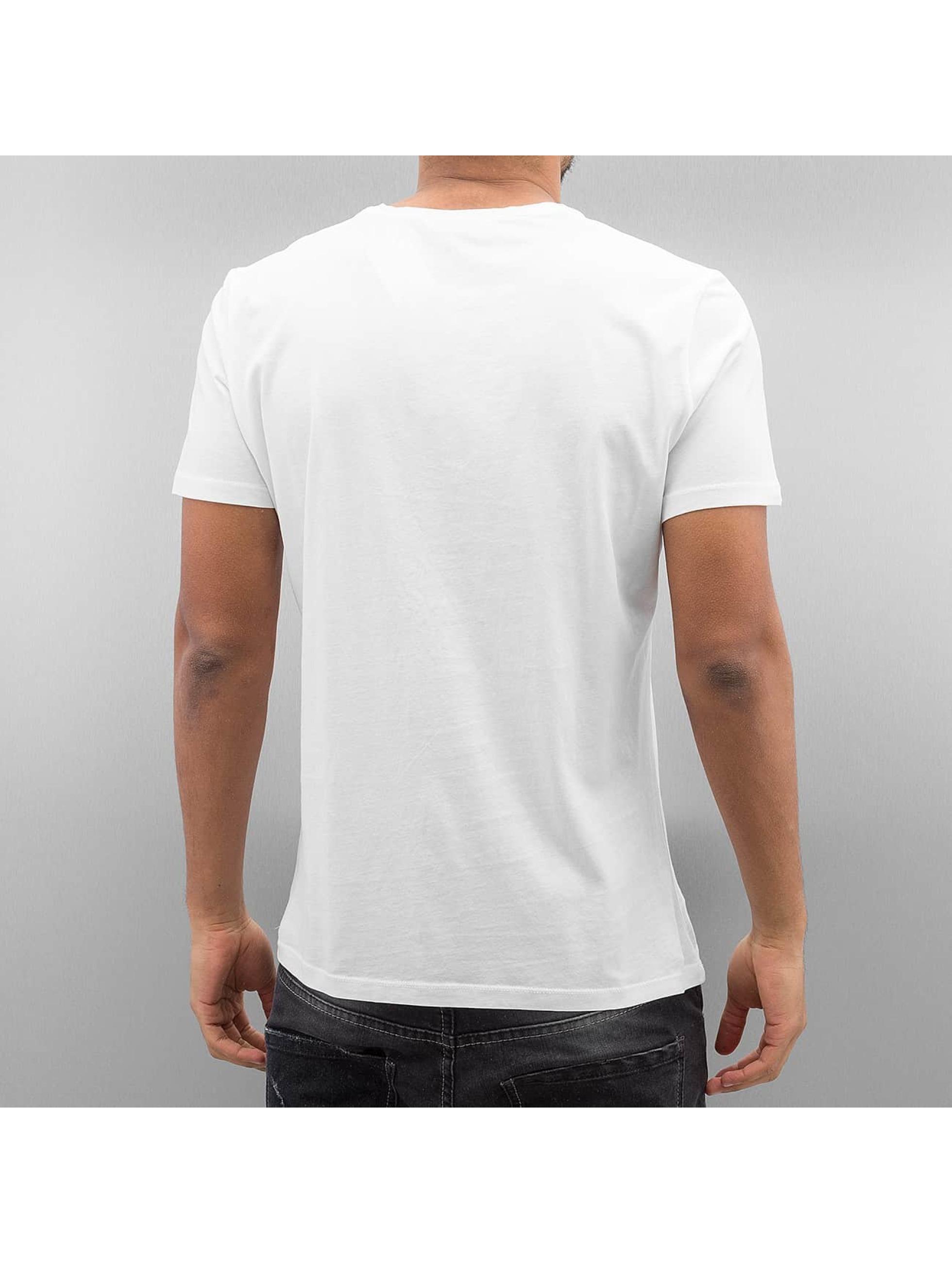 French Kick T-Shirt Yehti white