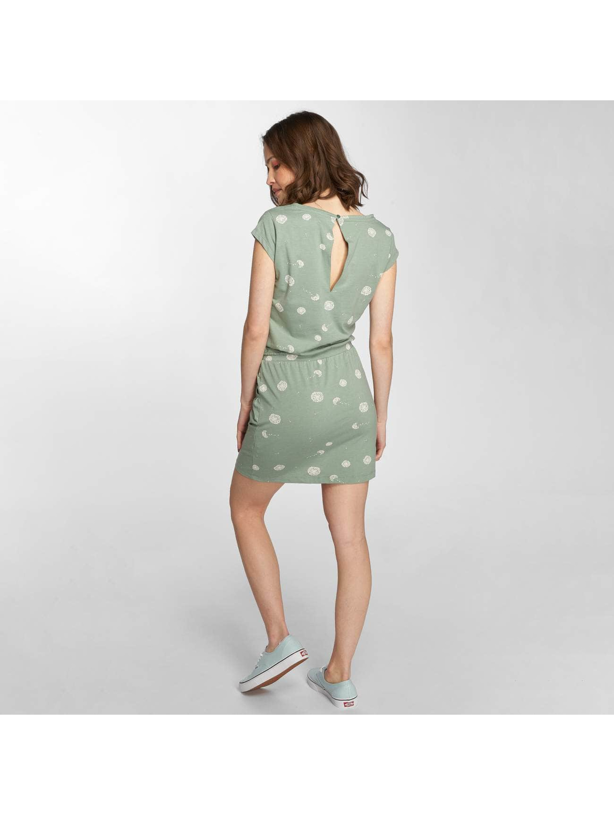 Fresh Made Kleid Mini grün