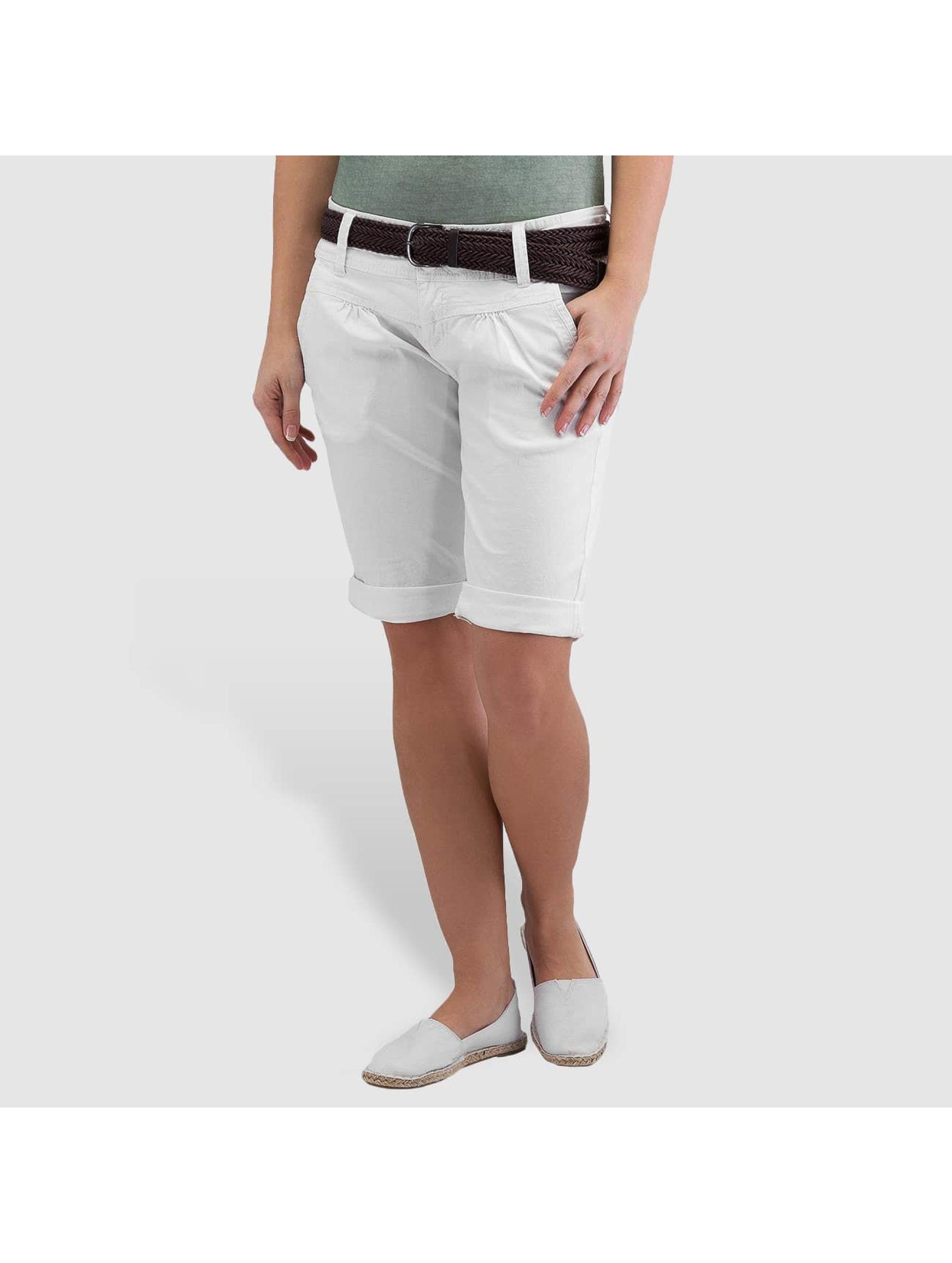Fresh Made Shorts Jaden weiß
