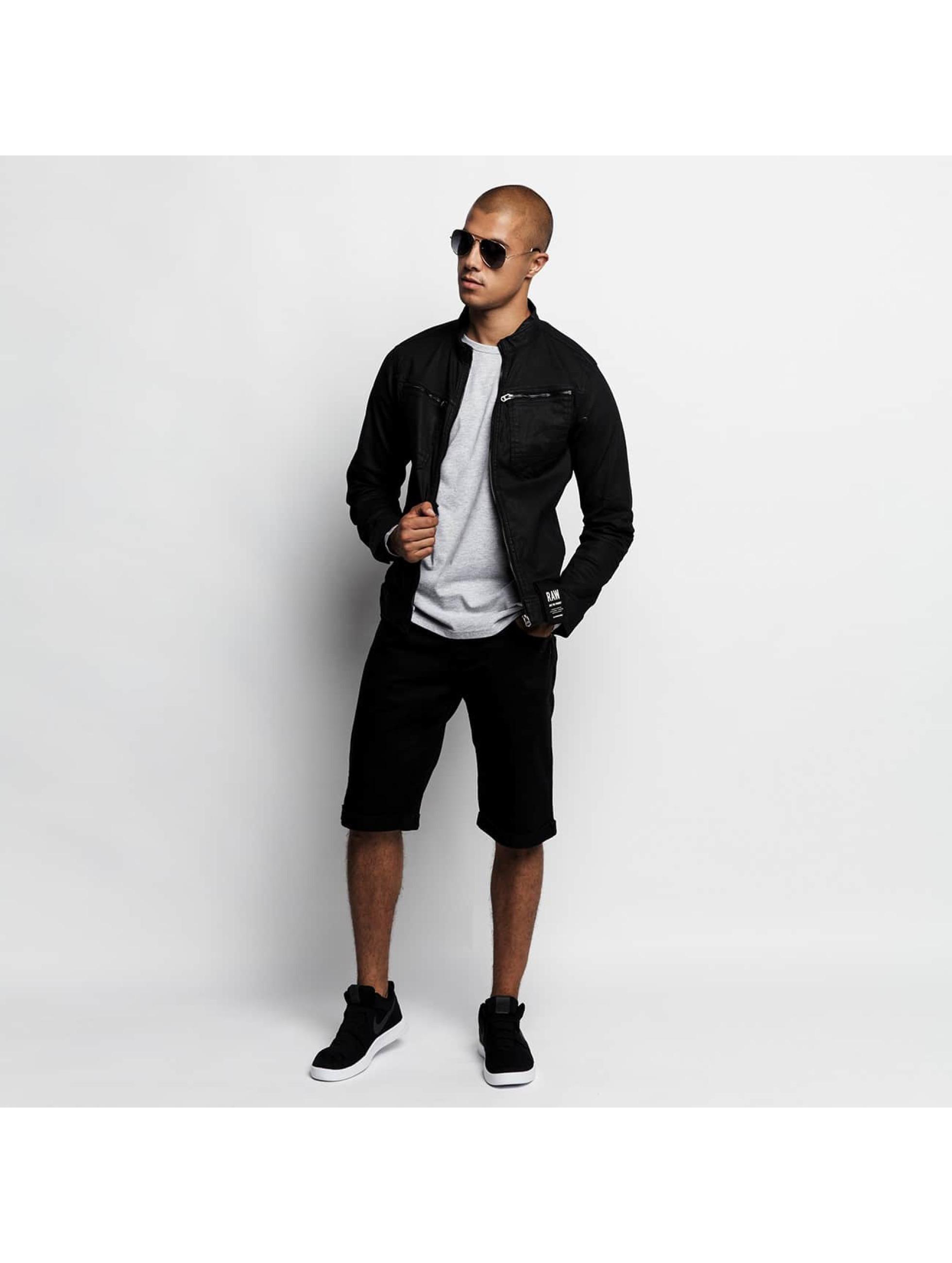 G-Star Демисезонная куртка Arc Zip Deconstructed 3D черный