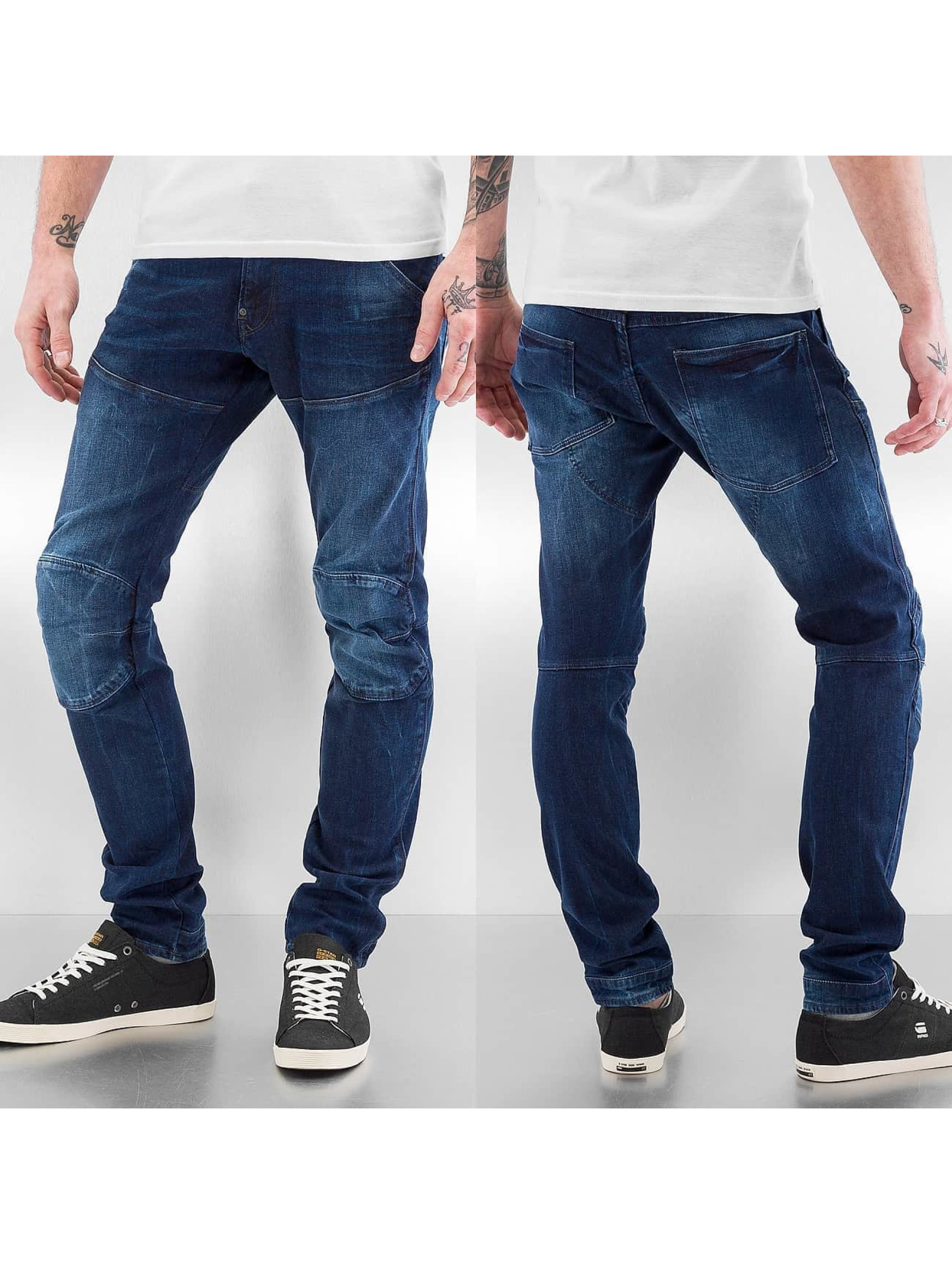G-Star Облегающие джинсы 5620 синий