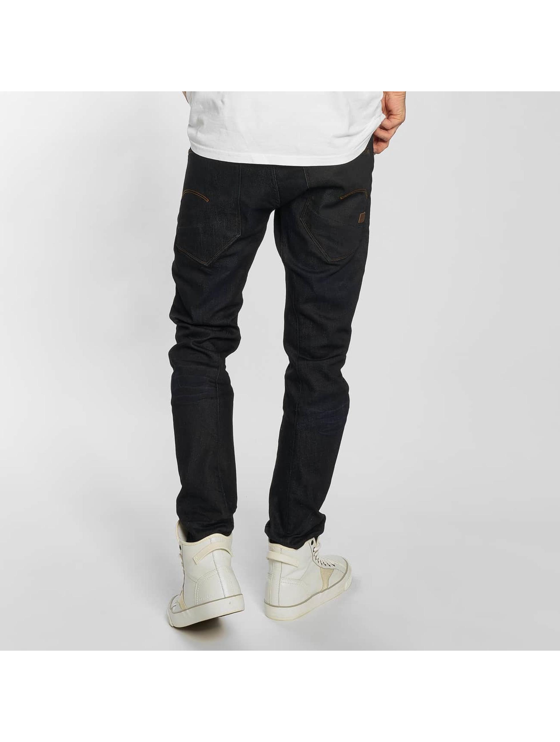 G-Star Облегающие джинсы Type C Super Slim черный