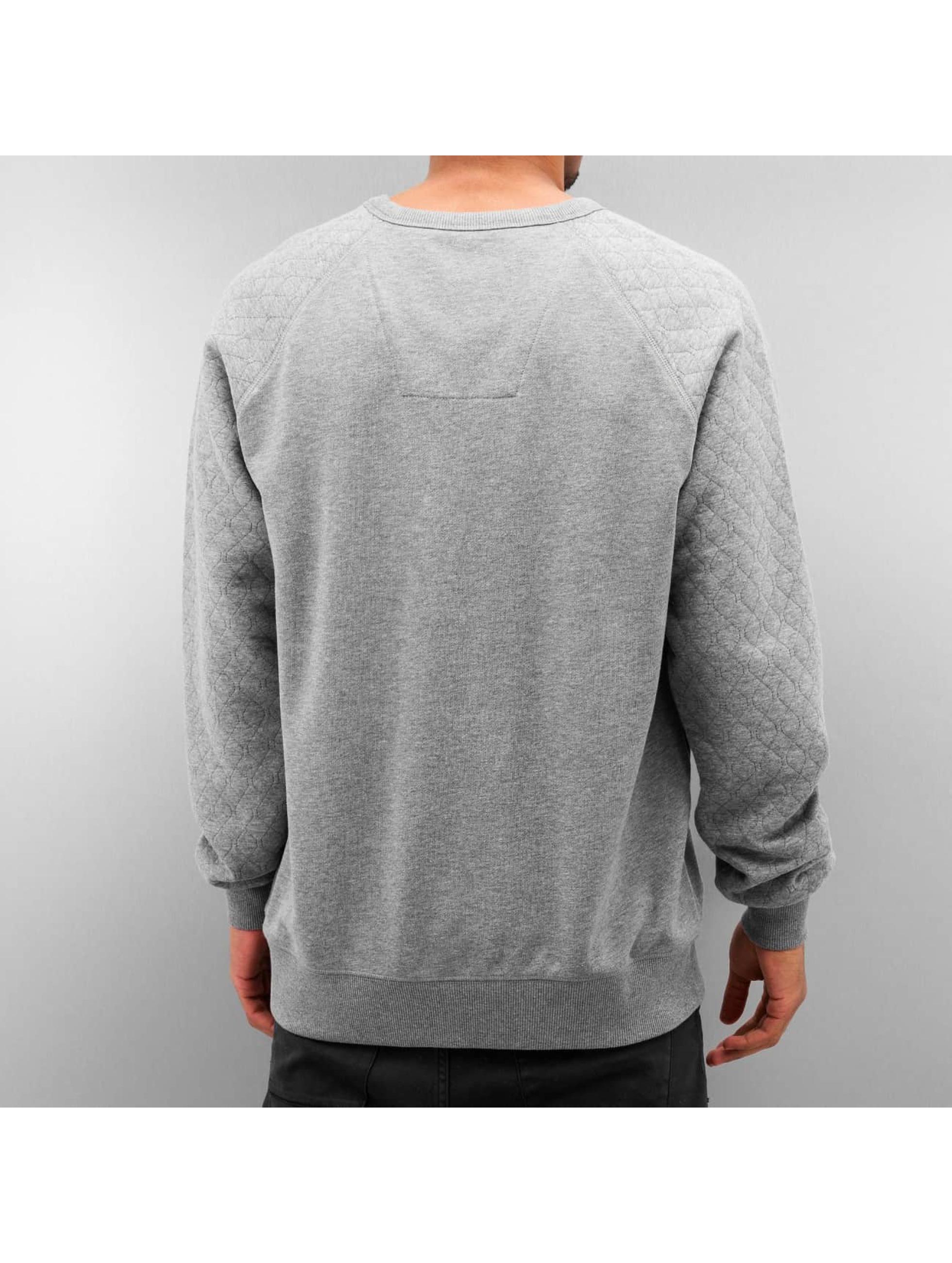 G-Star Пуловер Toublo Sherland серый