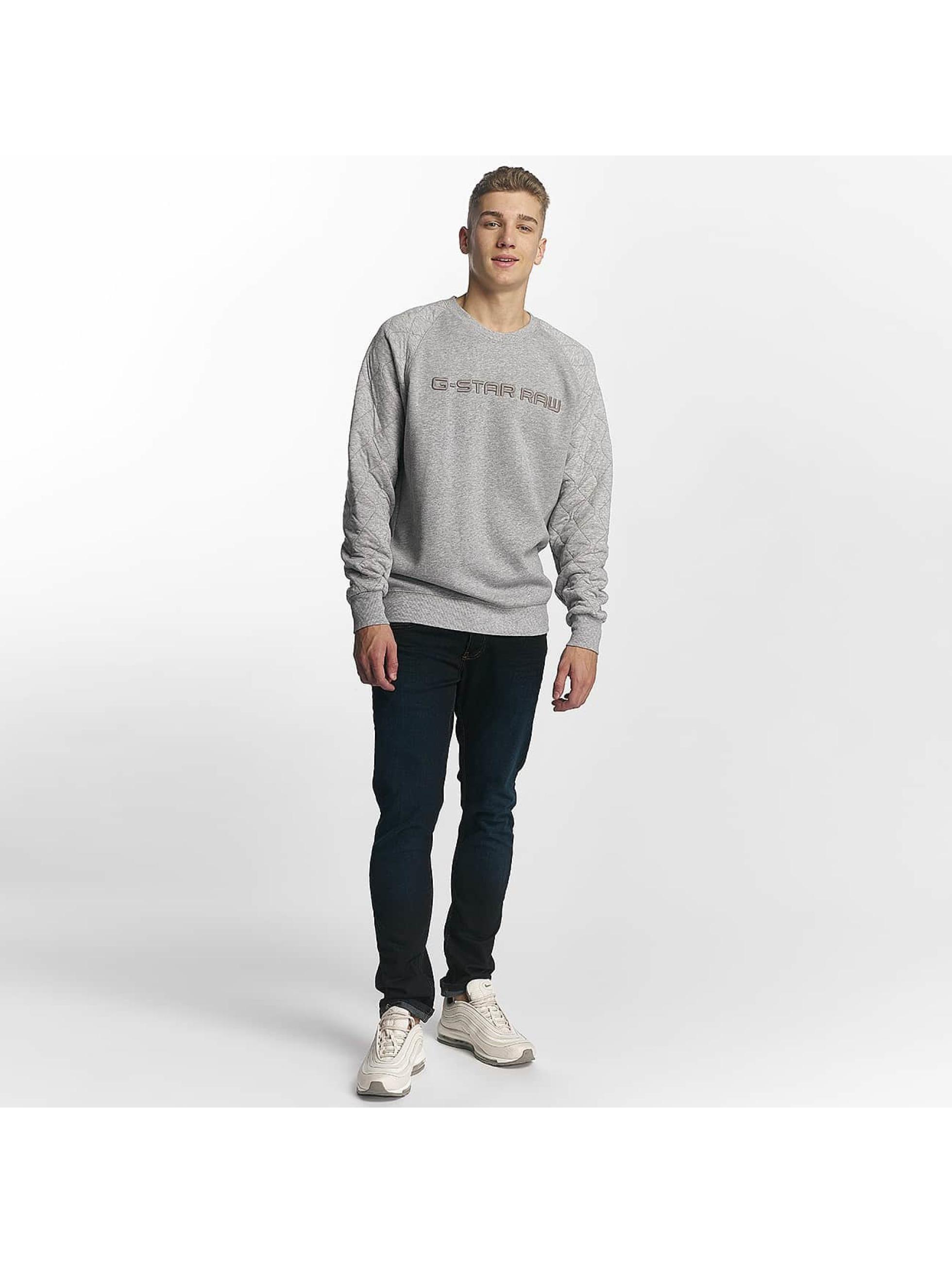 G-Star Пуловер Tarev серый