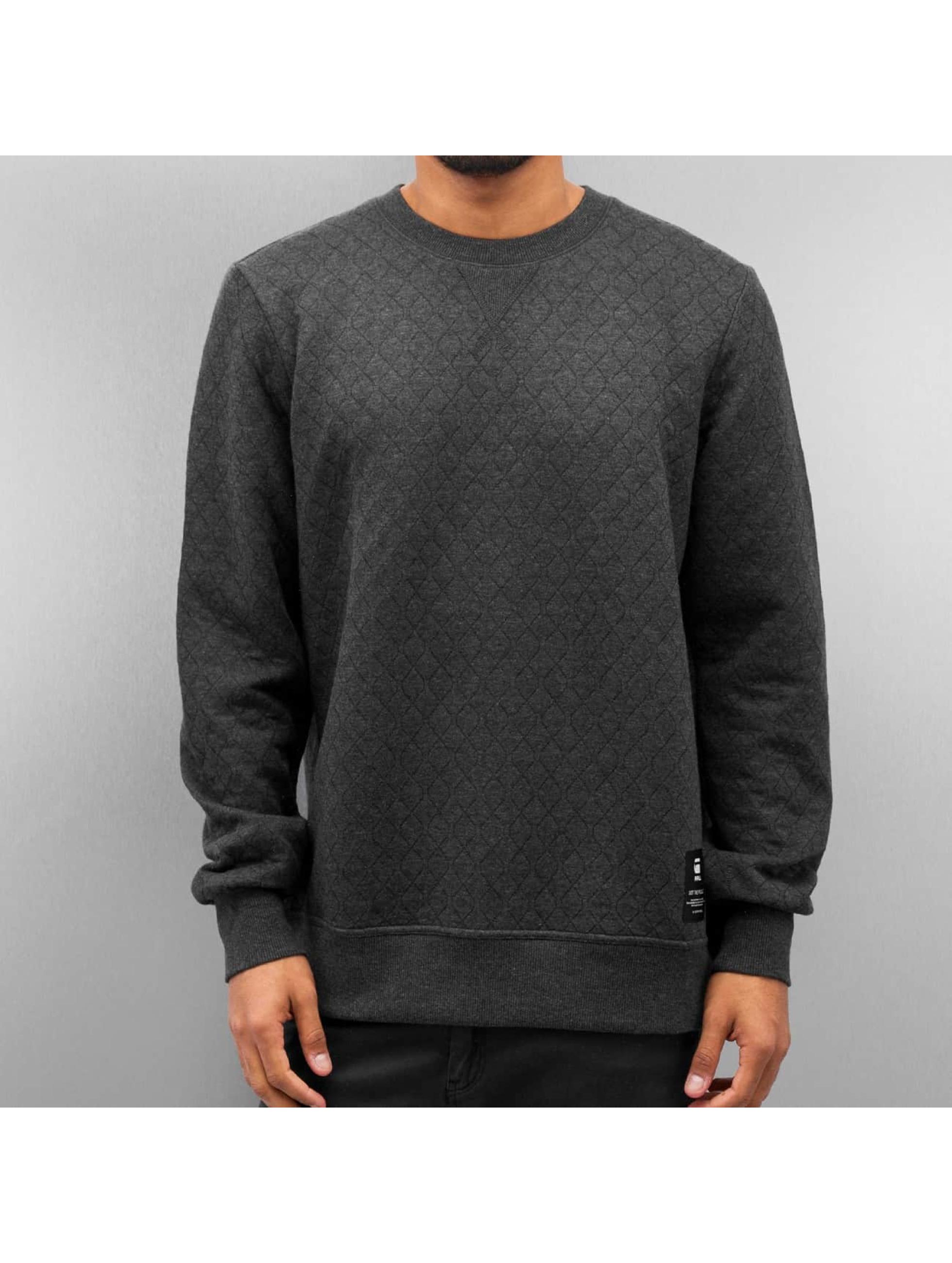 G-Star Пуловер Heldrex Utah Jacquard черный