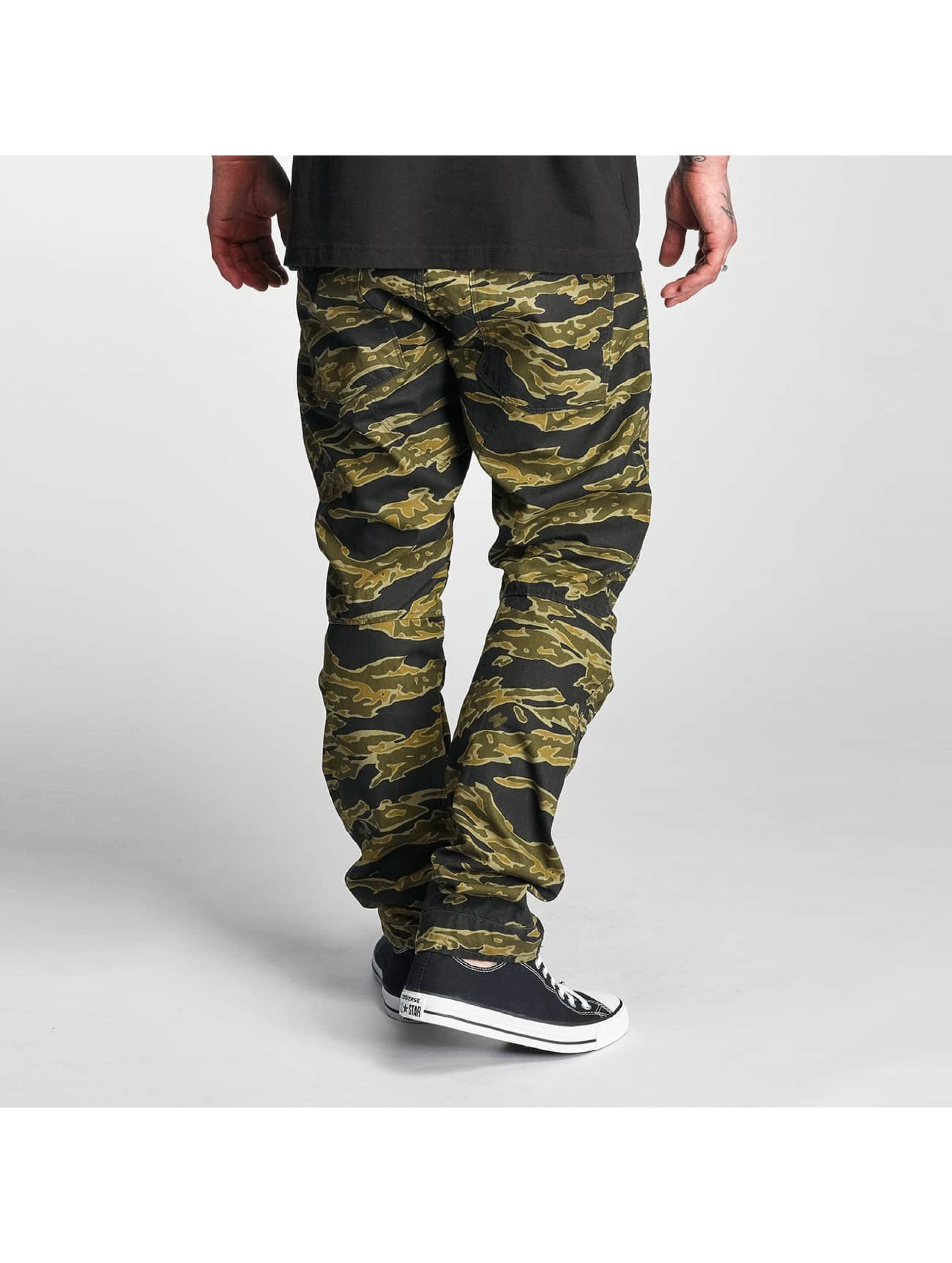 G-Star Antifit 5622 3D Tapered Lucas Canvas Woodland Camo maskáèová