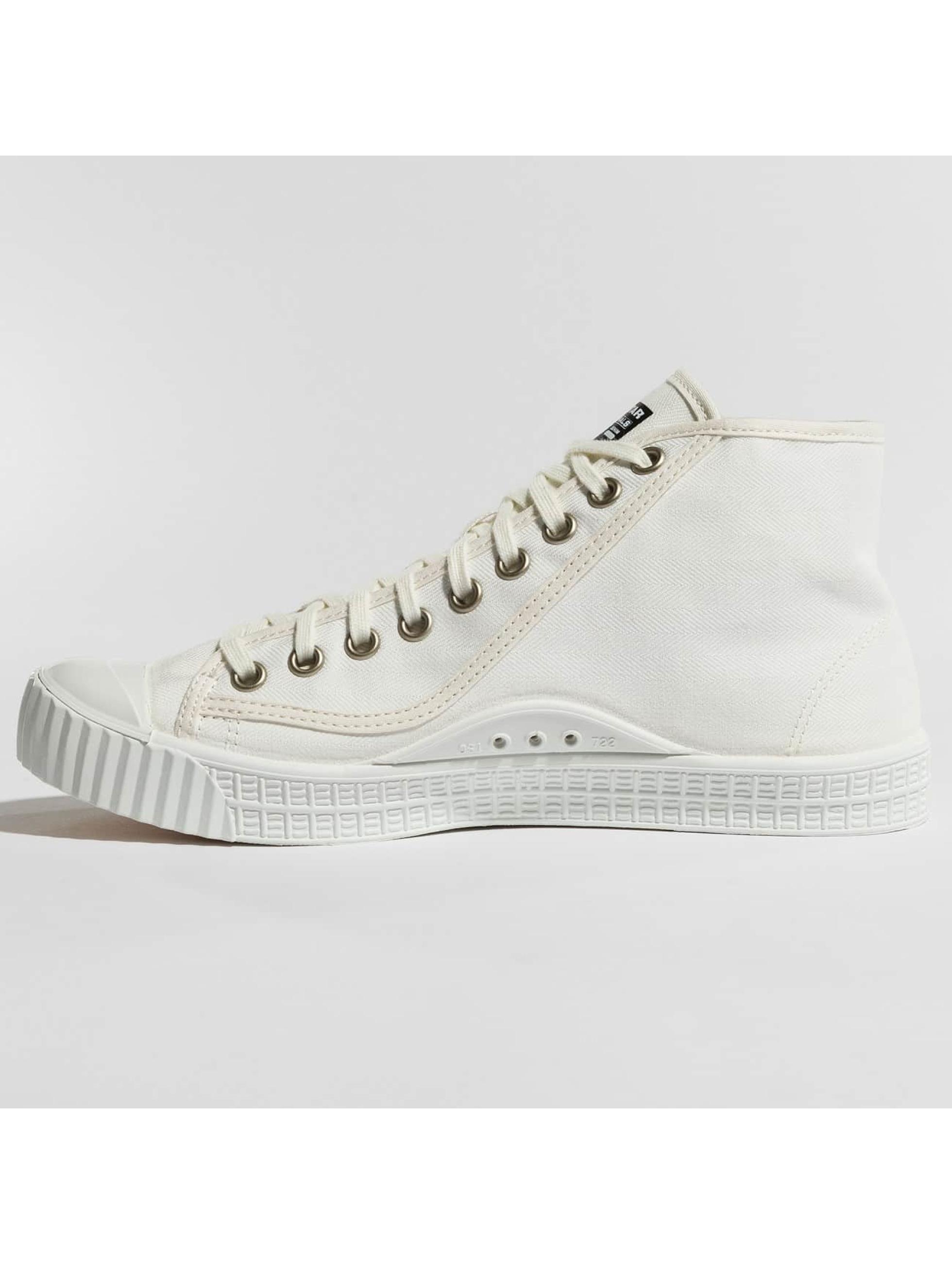 G-Star Baskets Rovulc HB Mid blanc