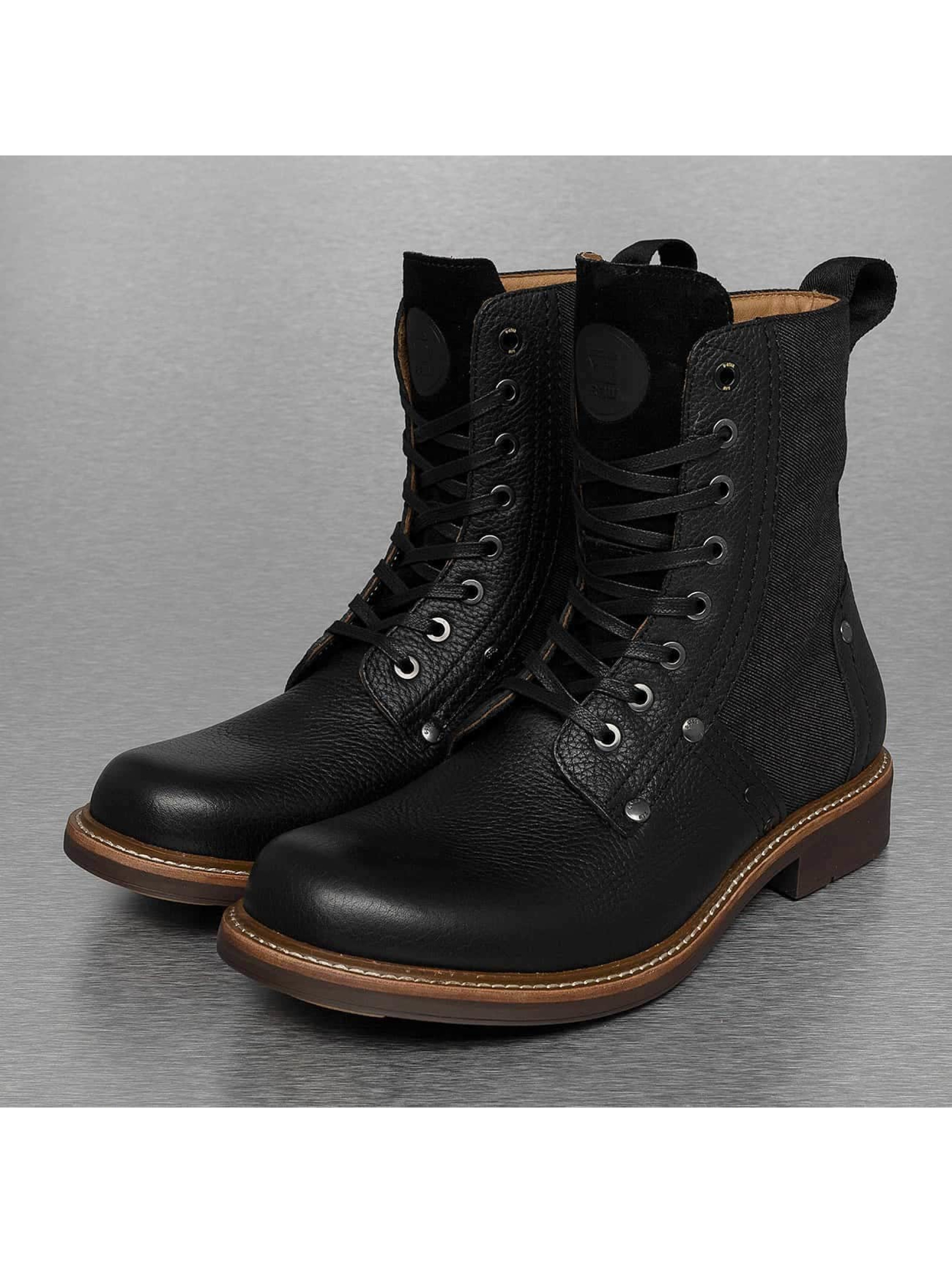 G-Star Boots Labour Leather black