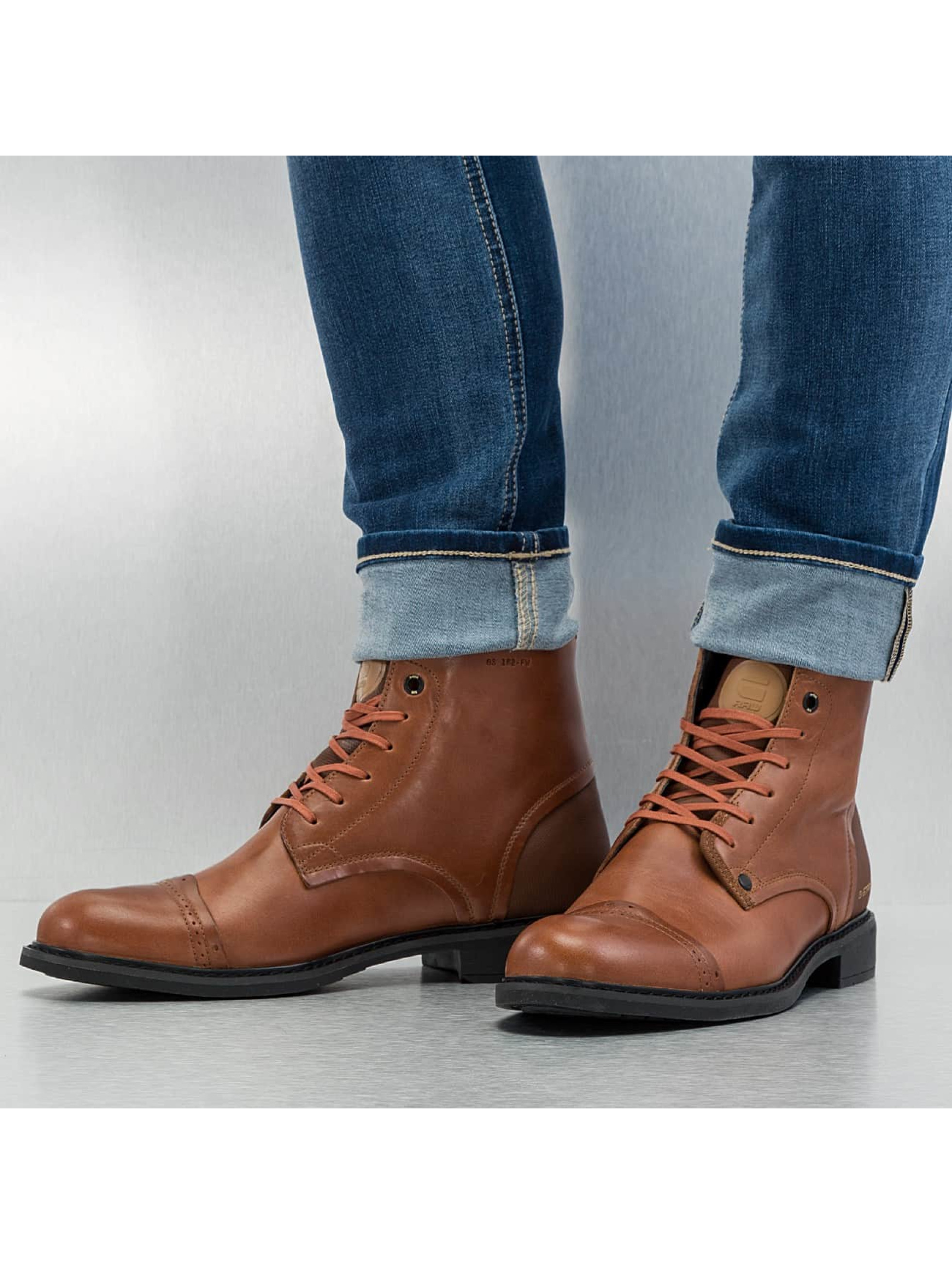 Boots Warth Leather in braun