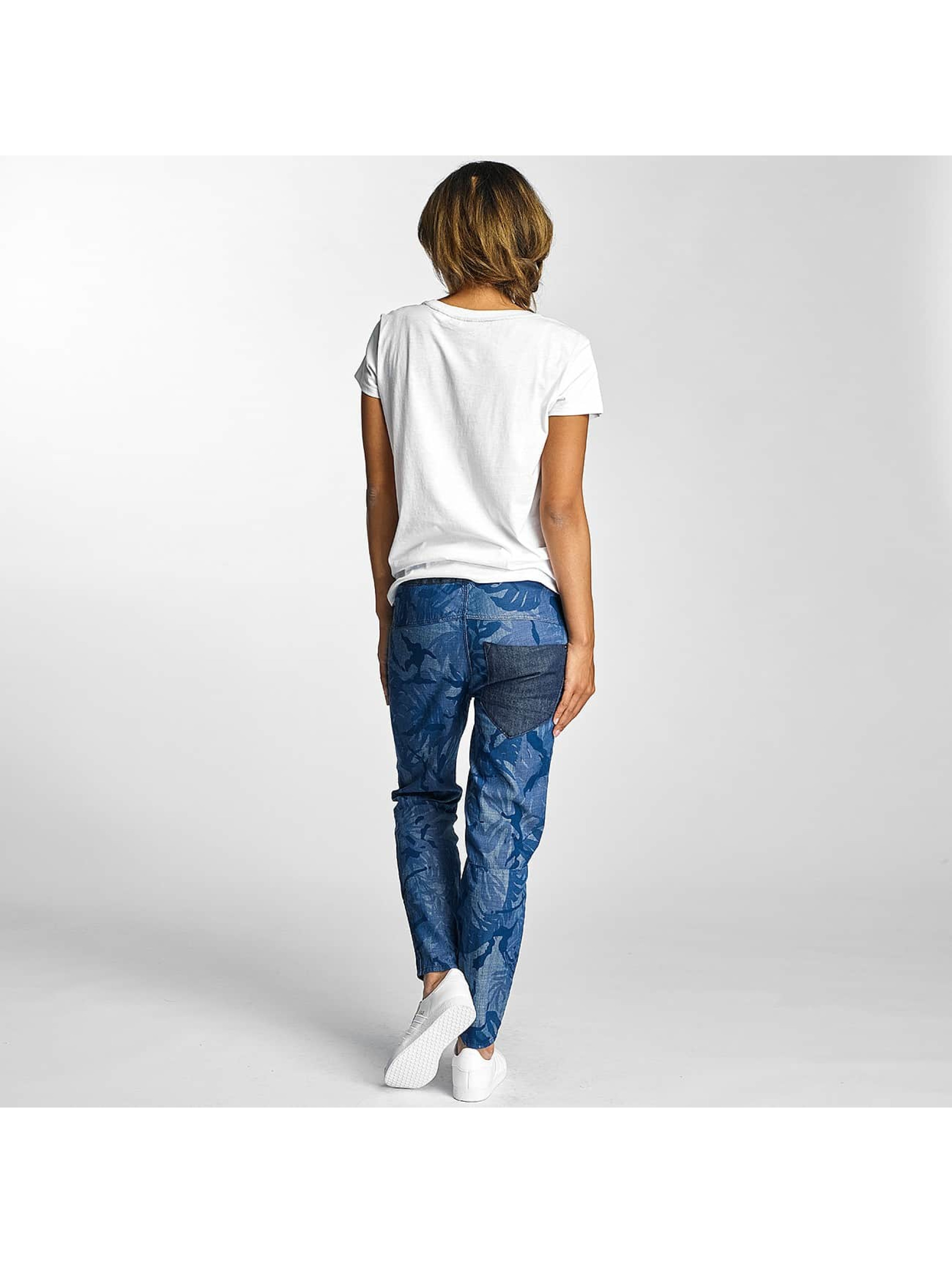 G-Star Boyfriend Jeans Army BTN Sport Light WT Boll Denim HW AO blue