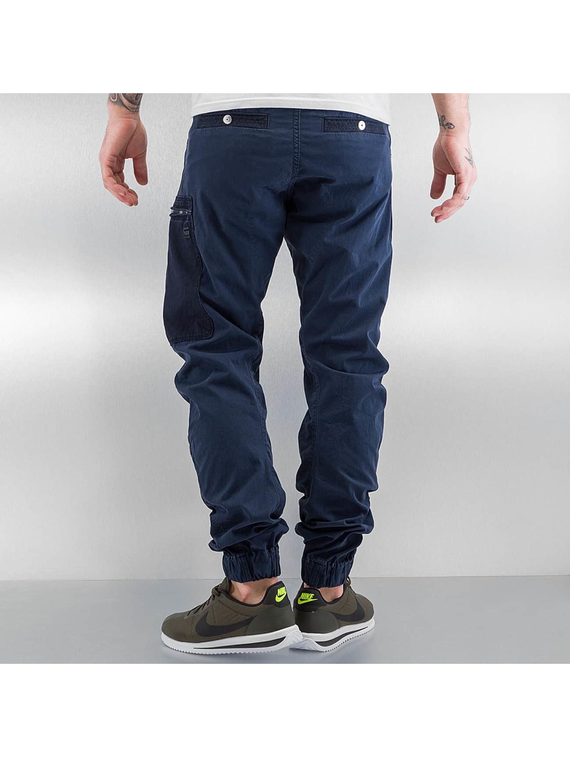 G-Star Cargo Powel PM 3D Tapered Cuffed Scota Weave blue