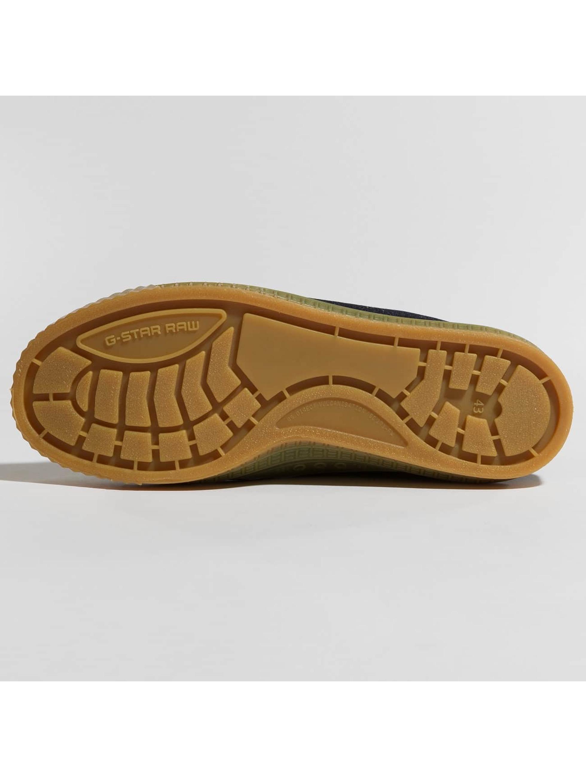G-Star Footwear Сникеры Rovulc Roel Mid синий