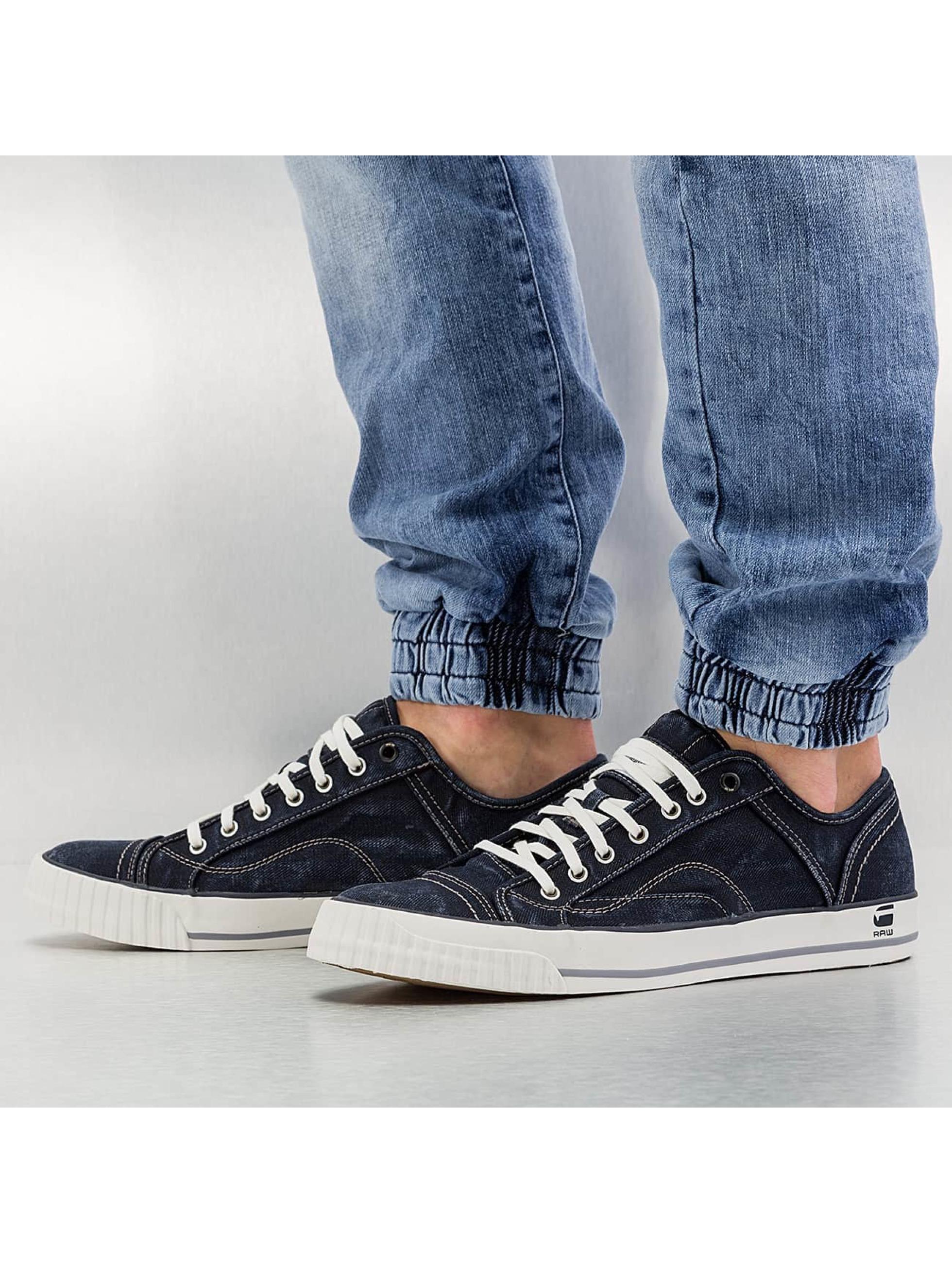 G-Star Footwear Baskets Falton bleu