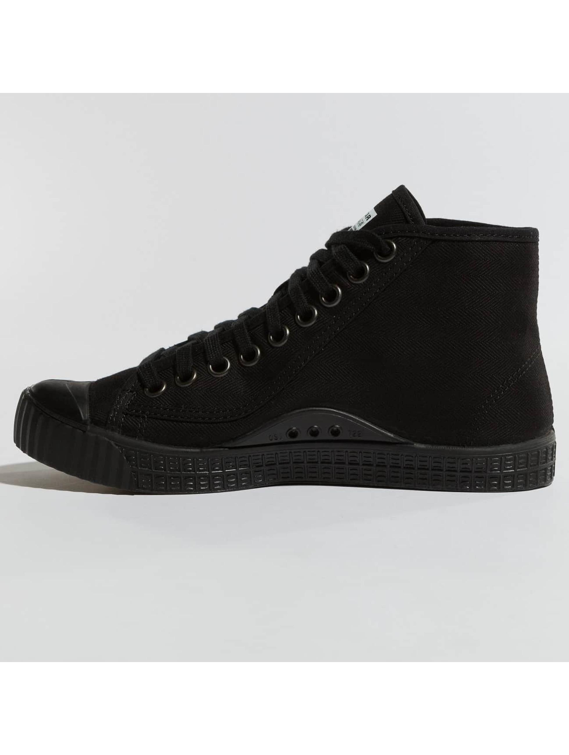 G-Star Footwear Snejkry Rovulc HB Mid čern