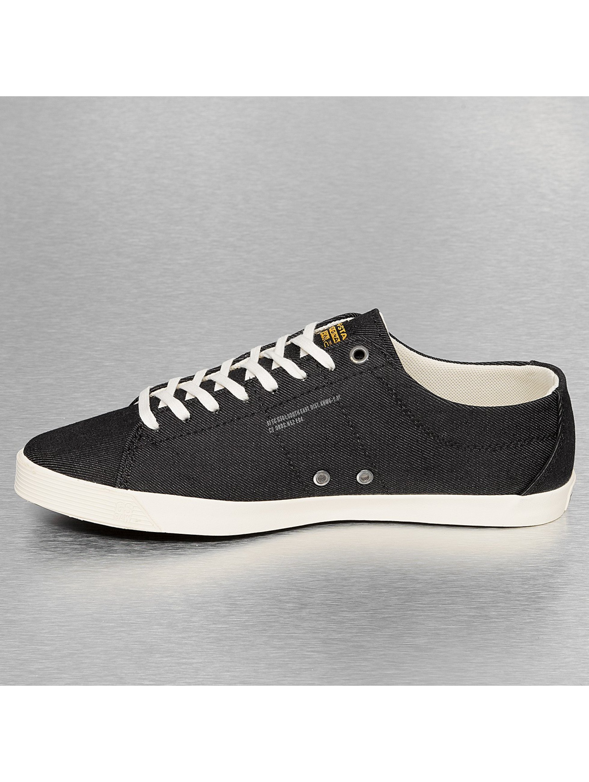 G-Star Footwear Tennarit Dash III Avery II Denim musta