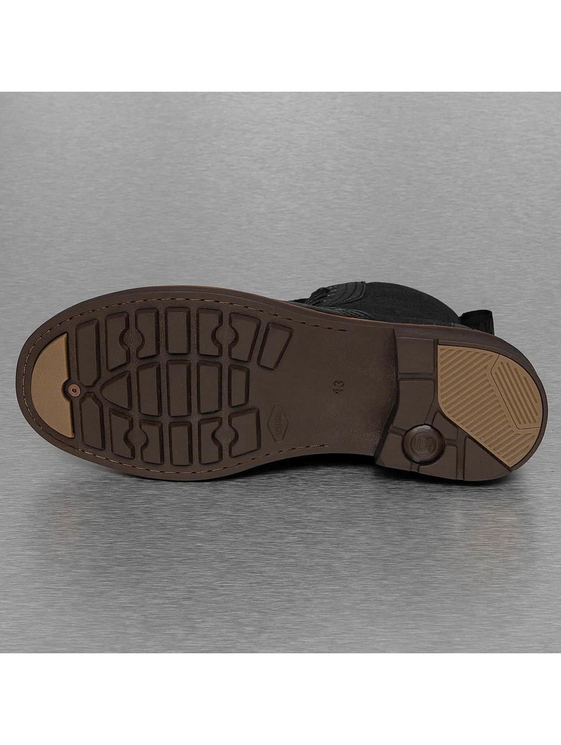 G-Star Footwear Vapaa-ajan kengät Labour Leather musta