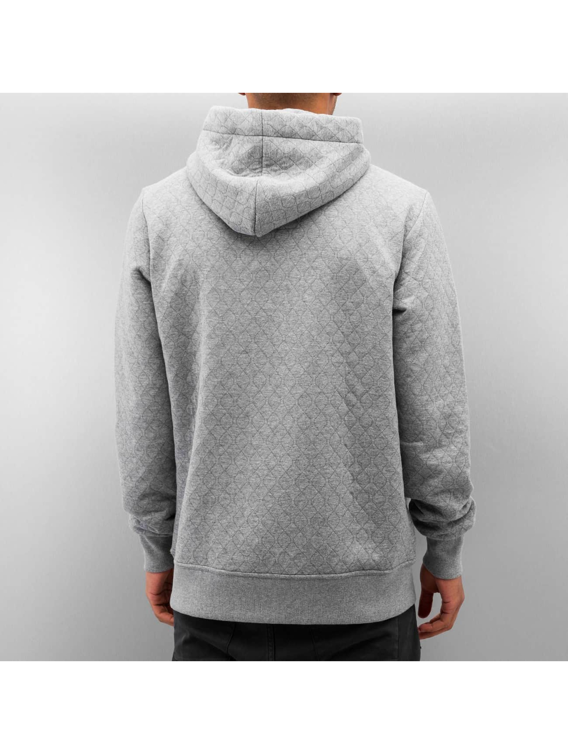 G-Star Hupparit Heldrex Hooded Utah Jacquard harmaa