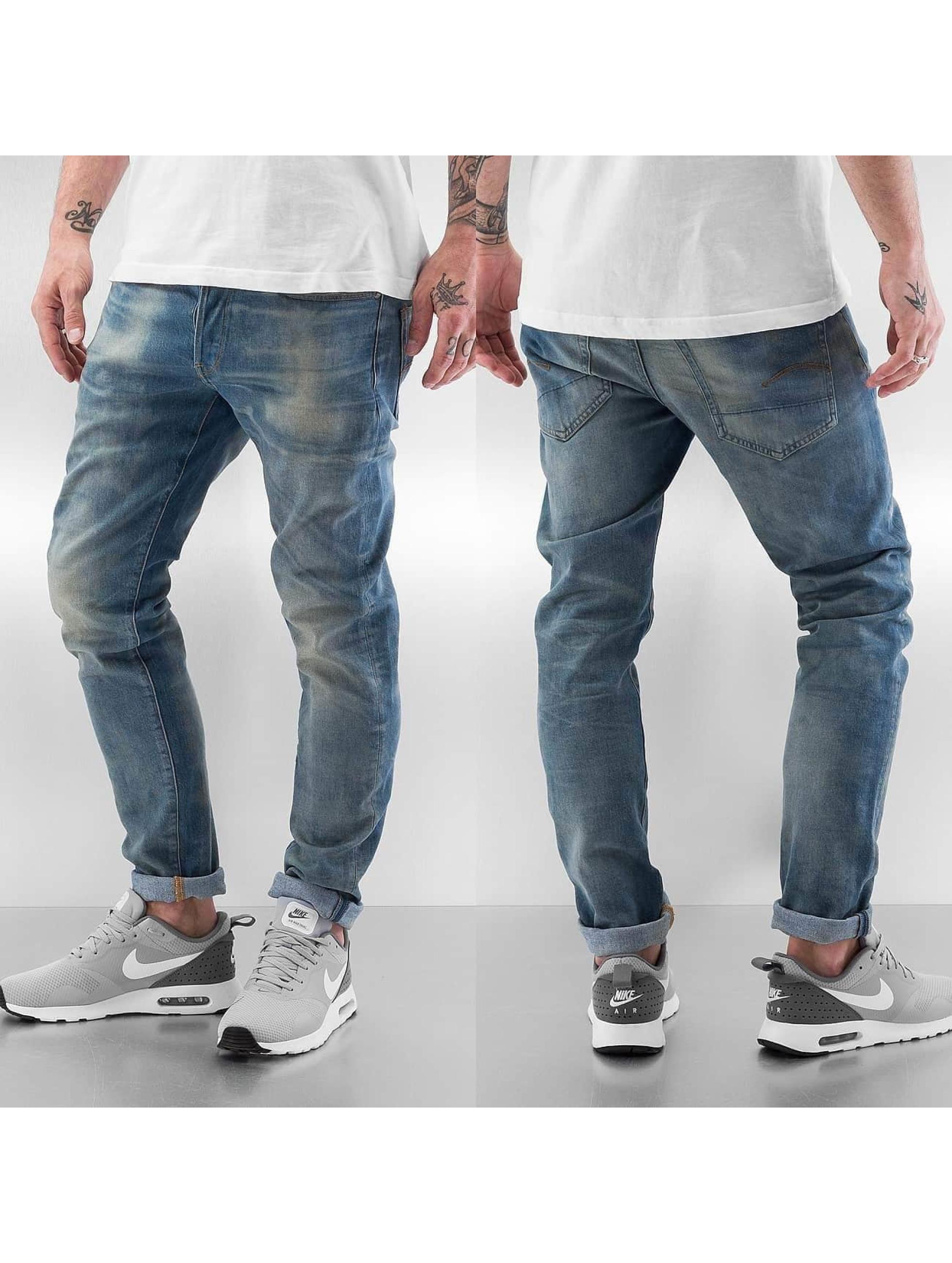 G-Star Jean skinny 3301 bleu