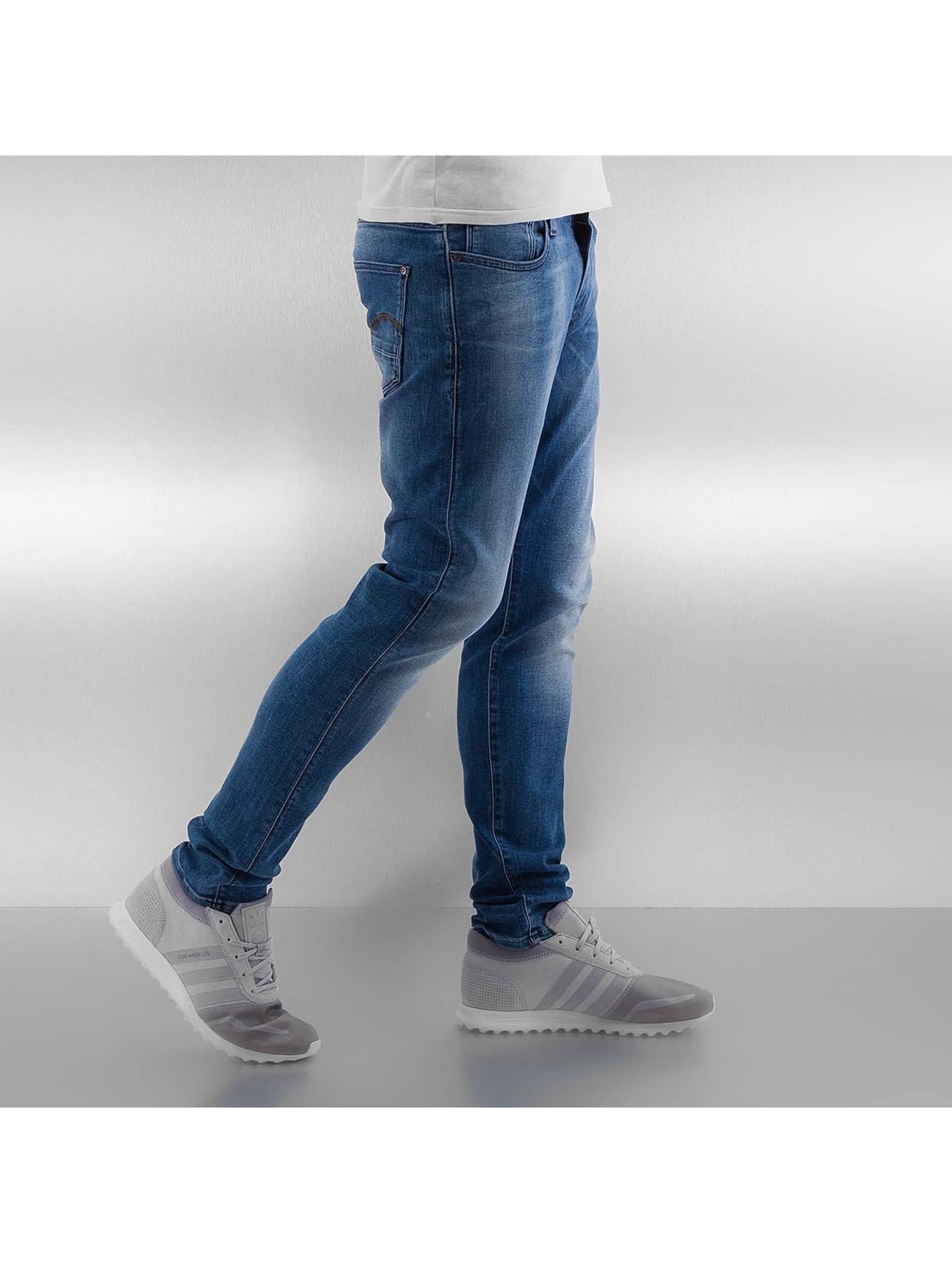 G-Star Jean skinny Revend Super Slim Slander bleu