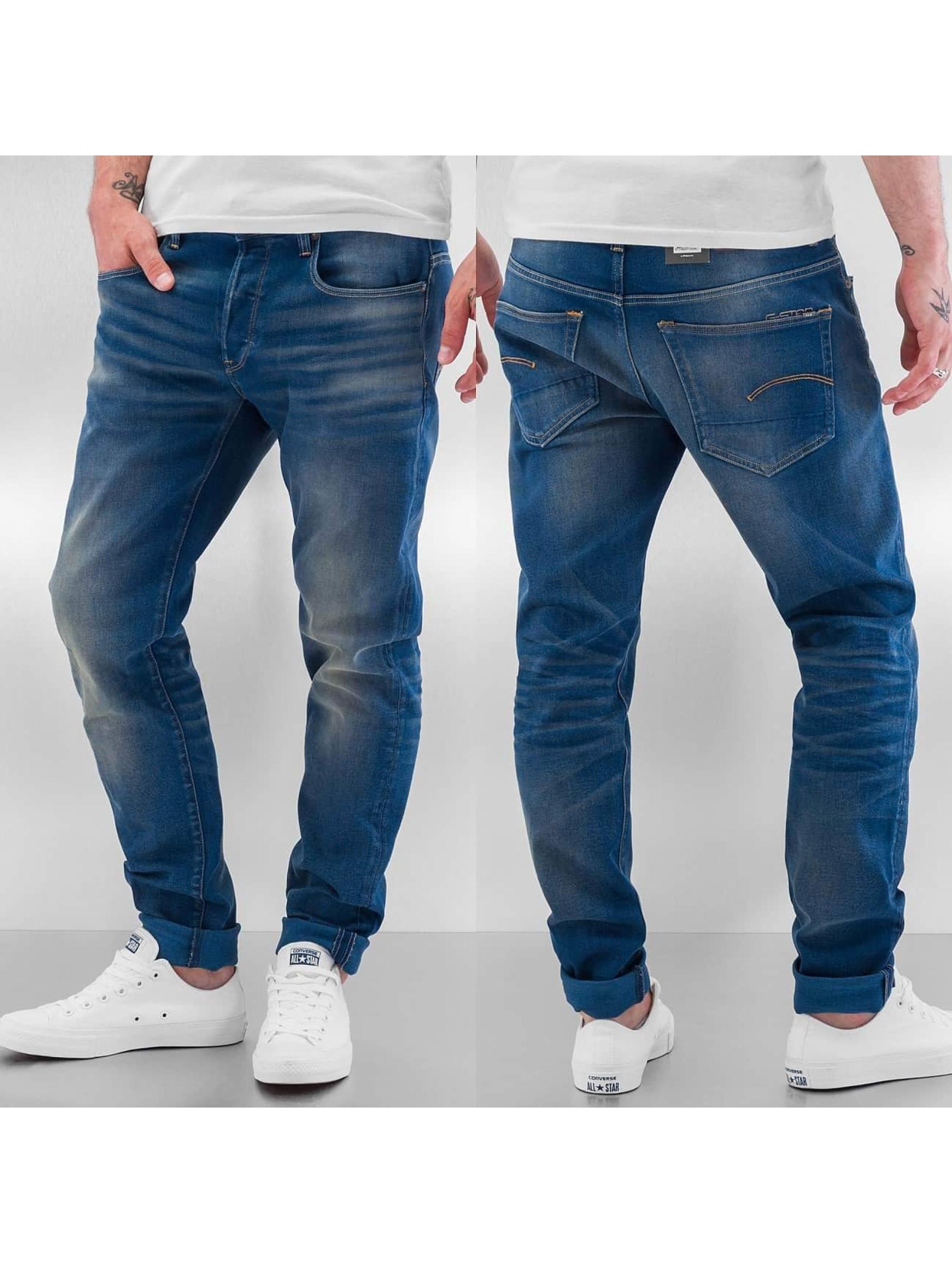 G-Star Jean skinny 3301 Slim bleu