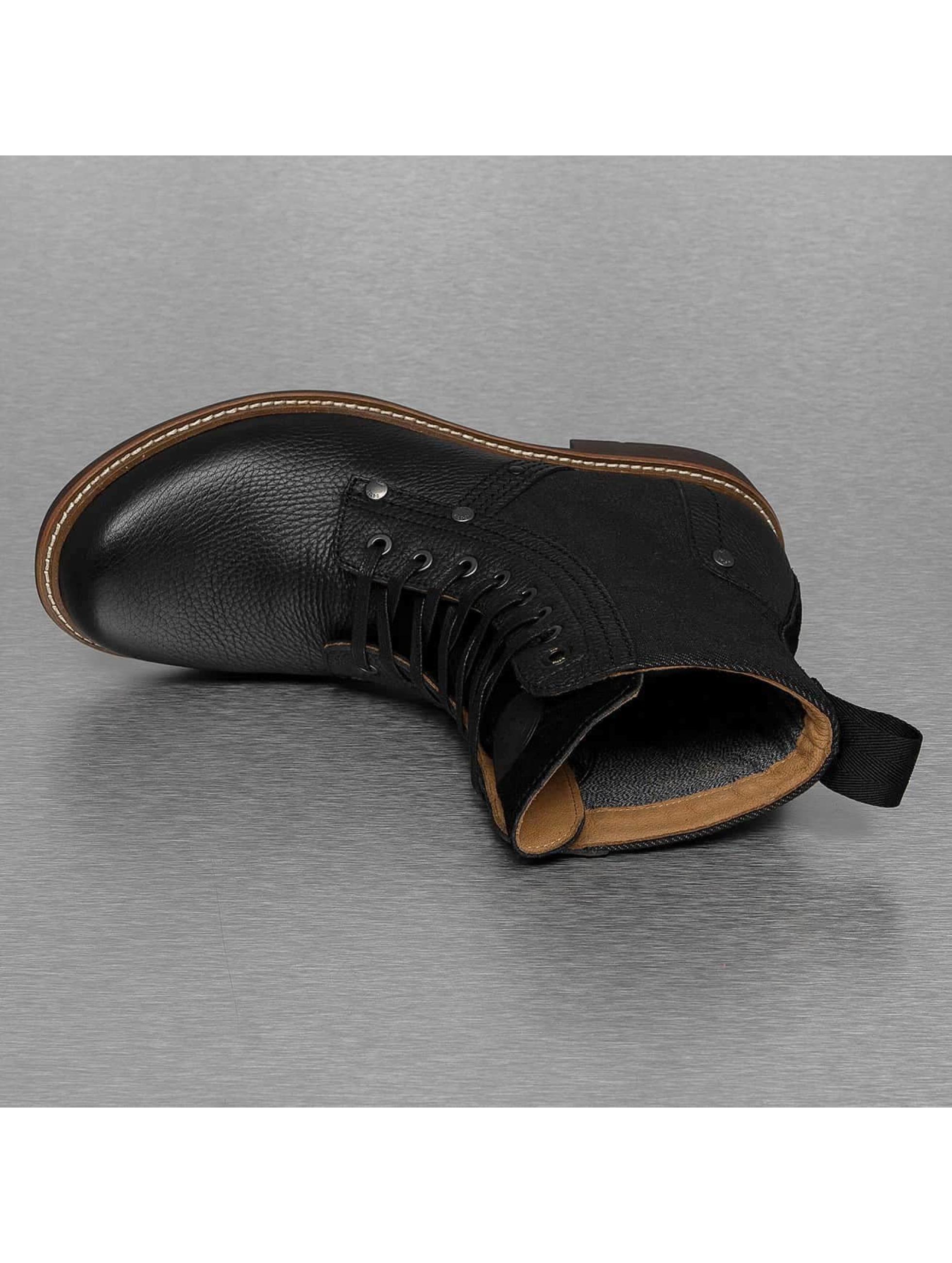 G-Star Kängor Labour Leather svart