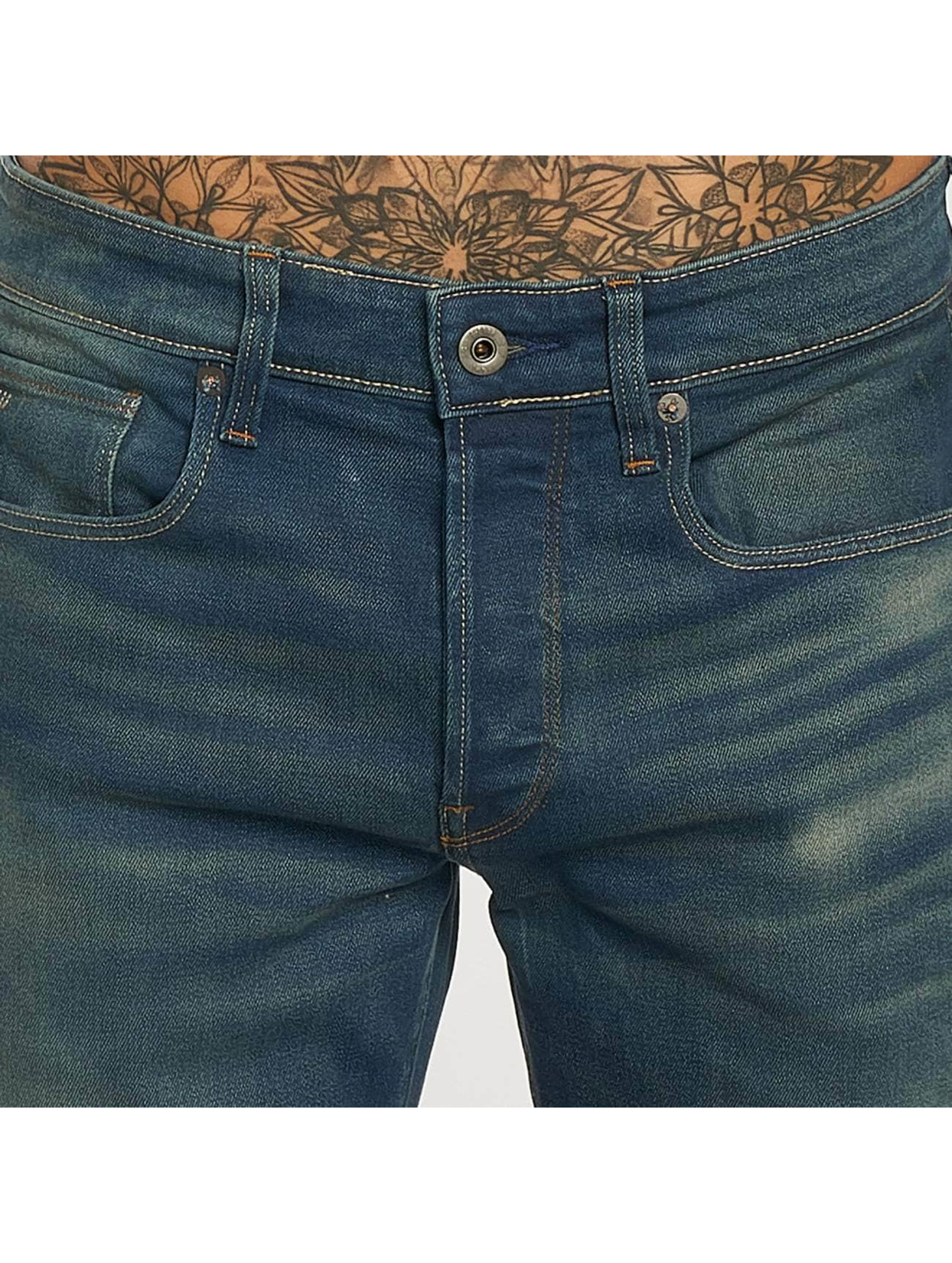 G-Star Loose Fit Jeans 3301 Loose blau