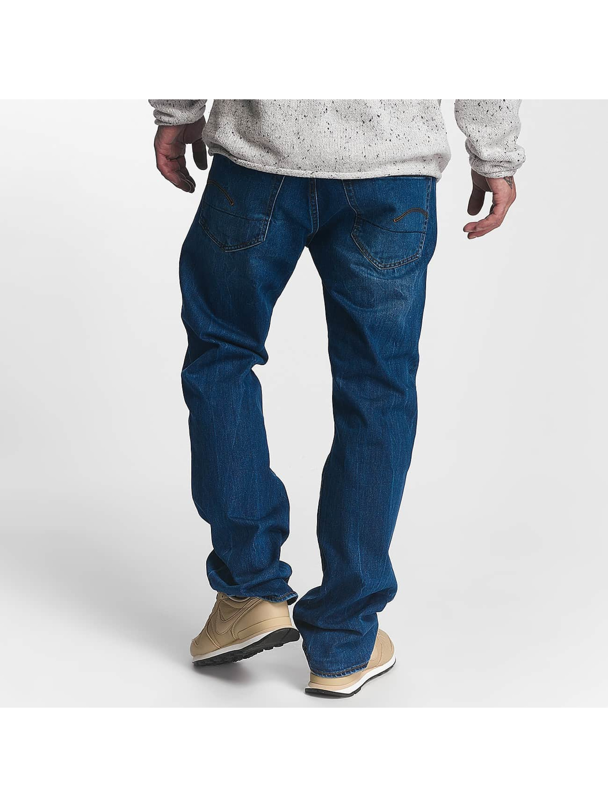 G-Star Loose Fit Jeans 3301 Loose Fit niebieski