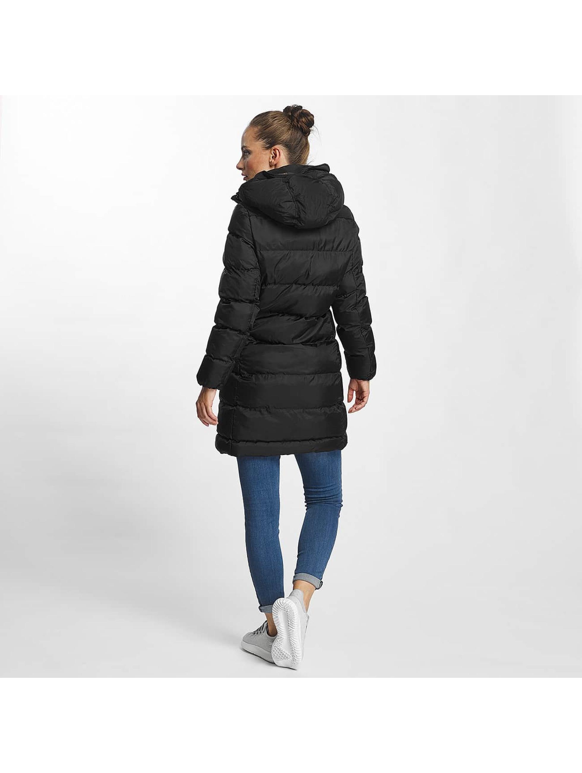 g star whistler myrow pes dye hooded slim noir femme manteau 337235. Black Bedroom Furniture Sets. Home Design Ideas