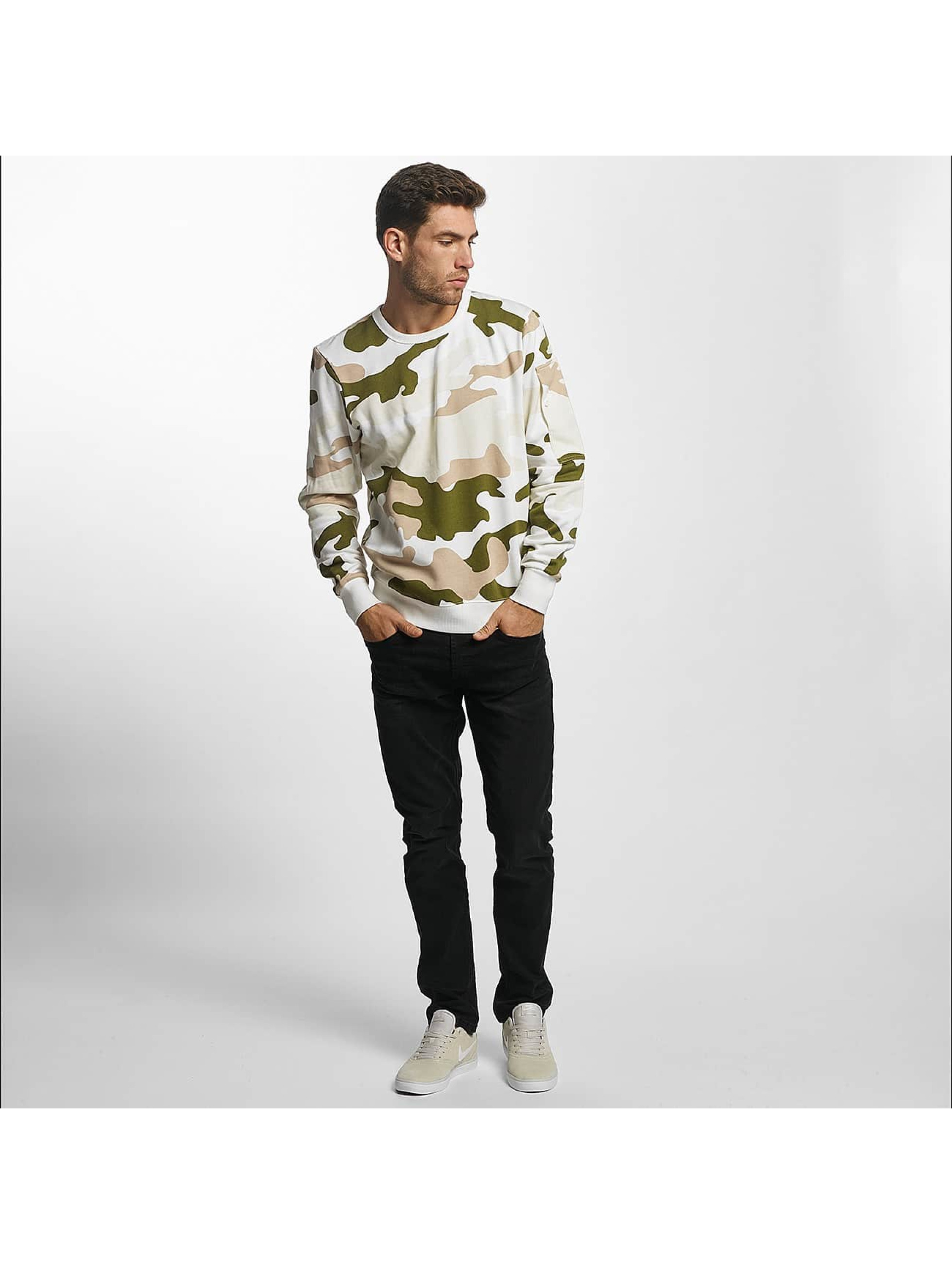 g star herren pullover stalt sherland ao in camouflage 360748. Black Bedroom Furniture Sets. Home Design Ideas