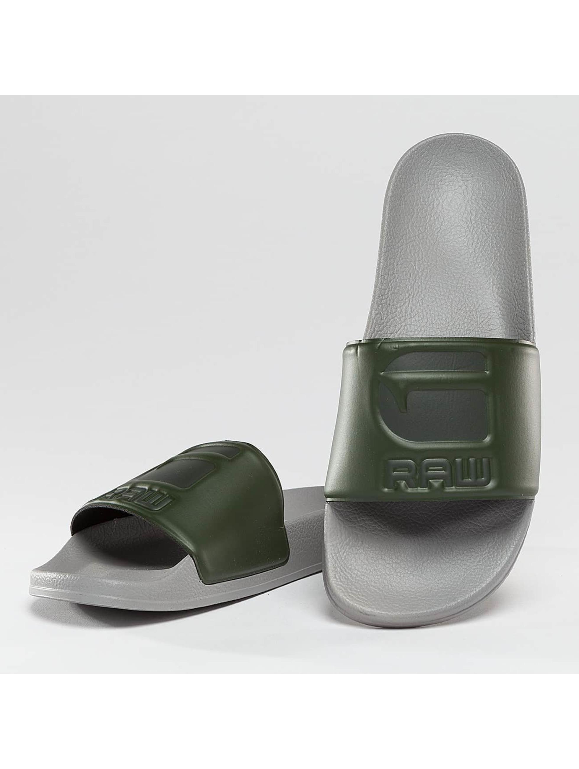 G-Star Chaussures / Sandales Cart Slide en gris