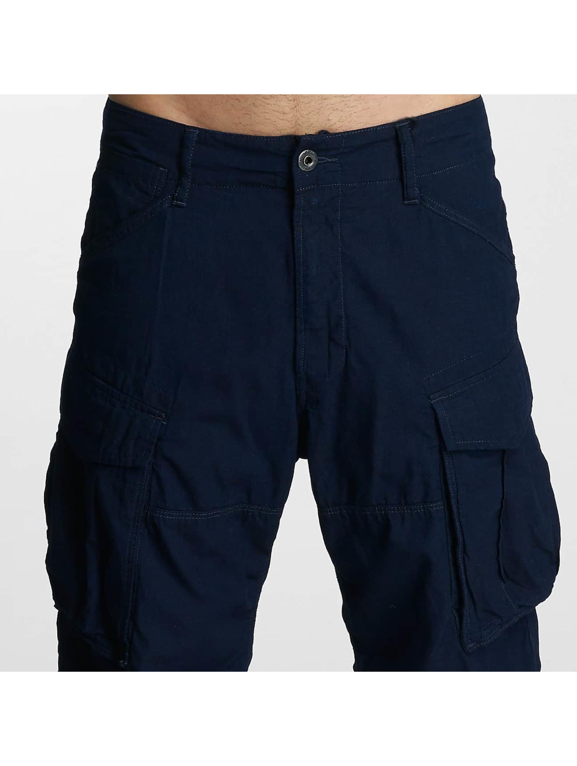G-Star Short Rovic Loose 1/2 Niss Chambray blue