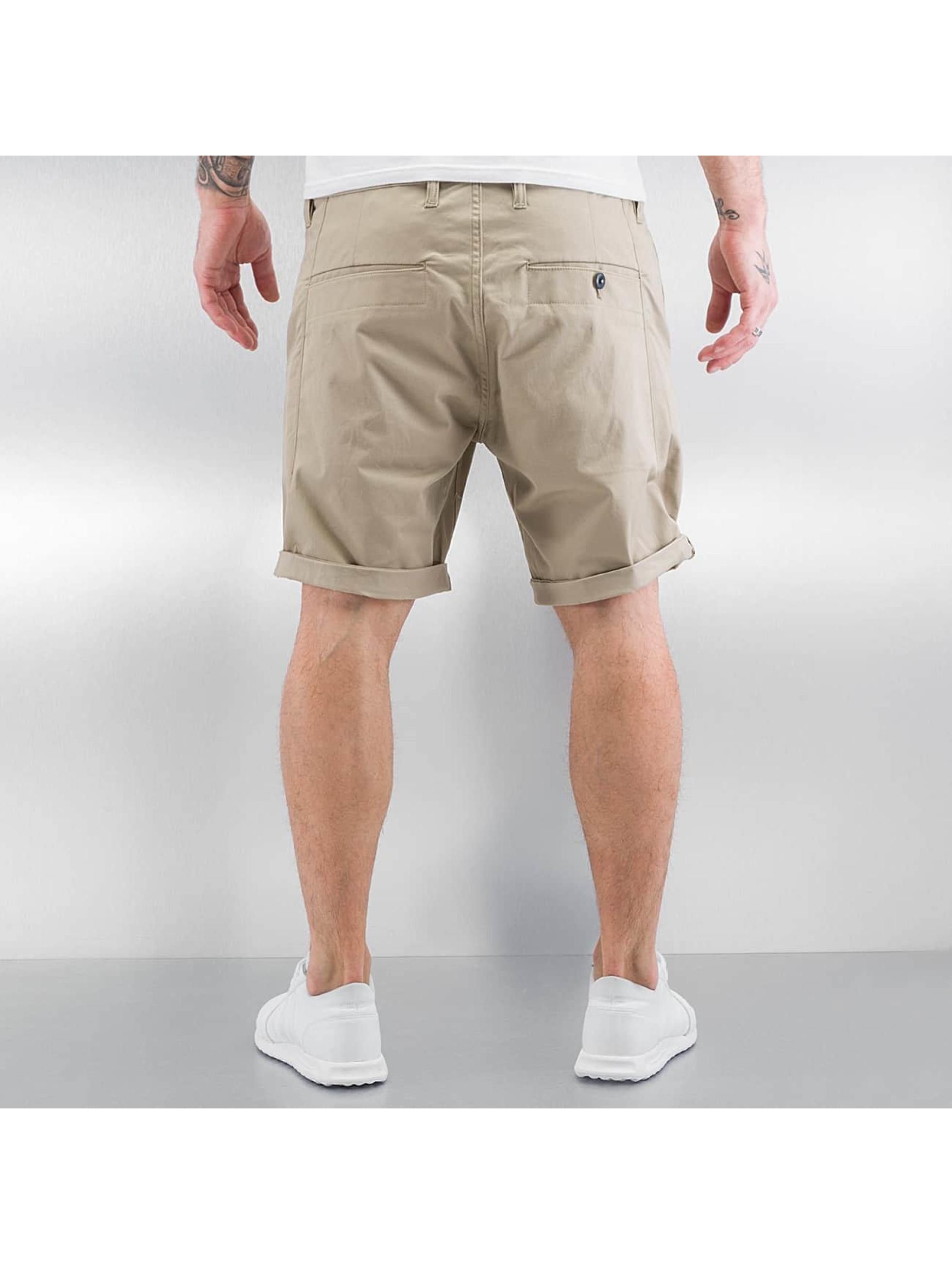 g star herren shorts bronson 1 2 premium micro twill in. Black Bedroom Furniture Sets. Home Design Ideas