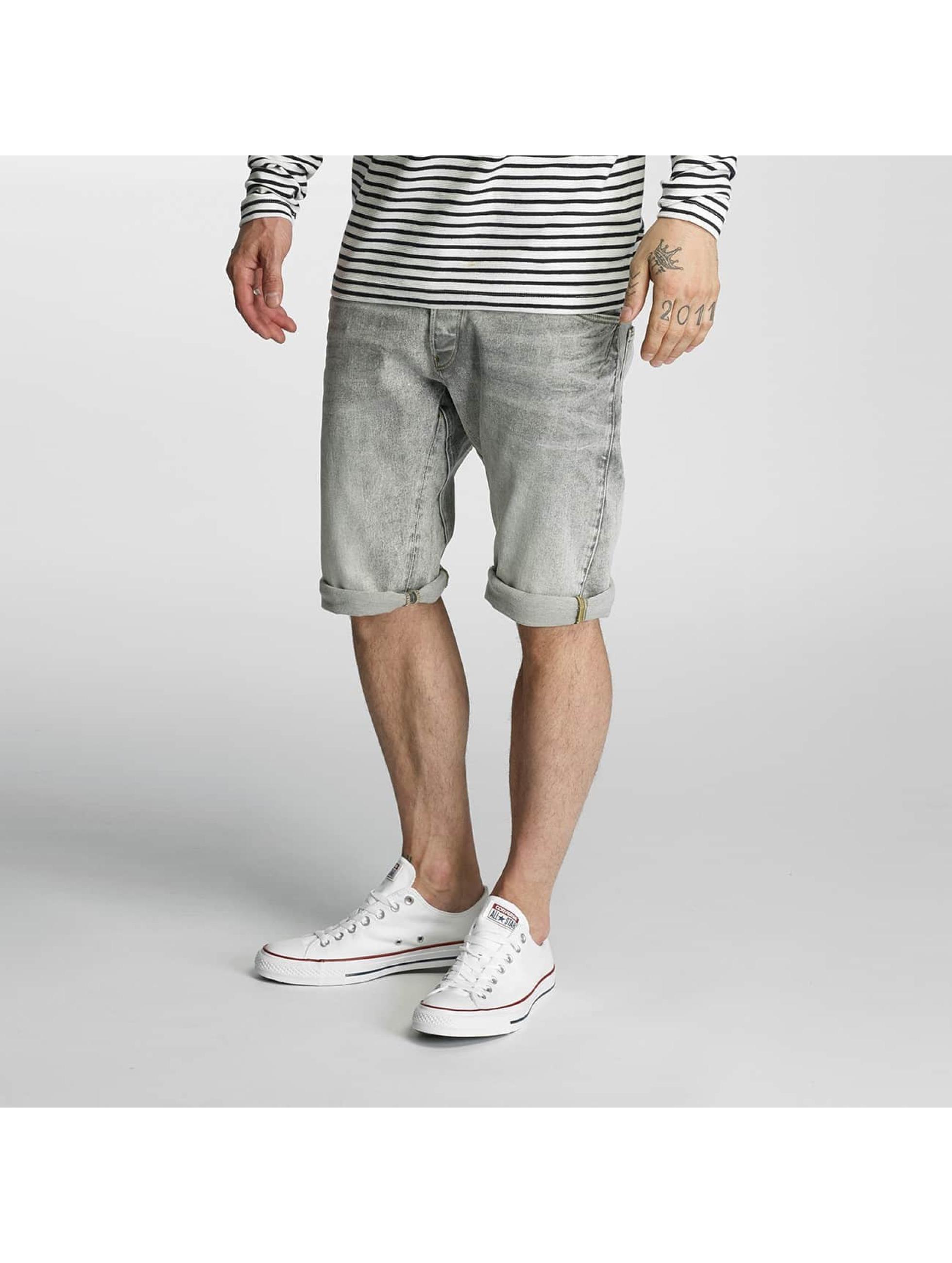 g star herren shorts arc 3d in grau 310186. Black Bedroom Furniture Sets. Home Design Ideas