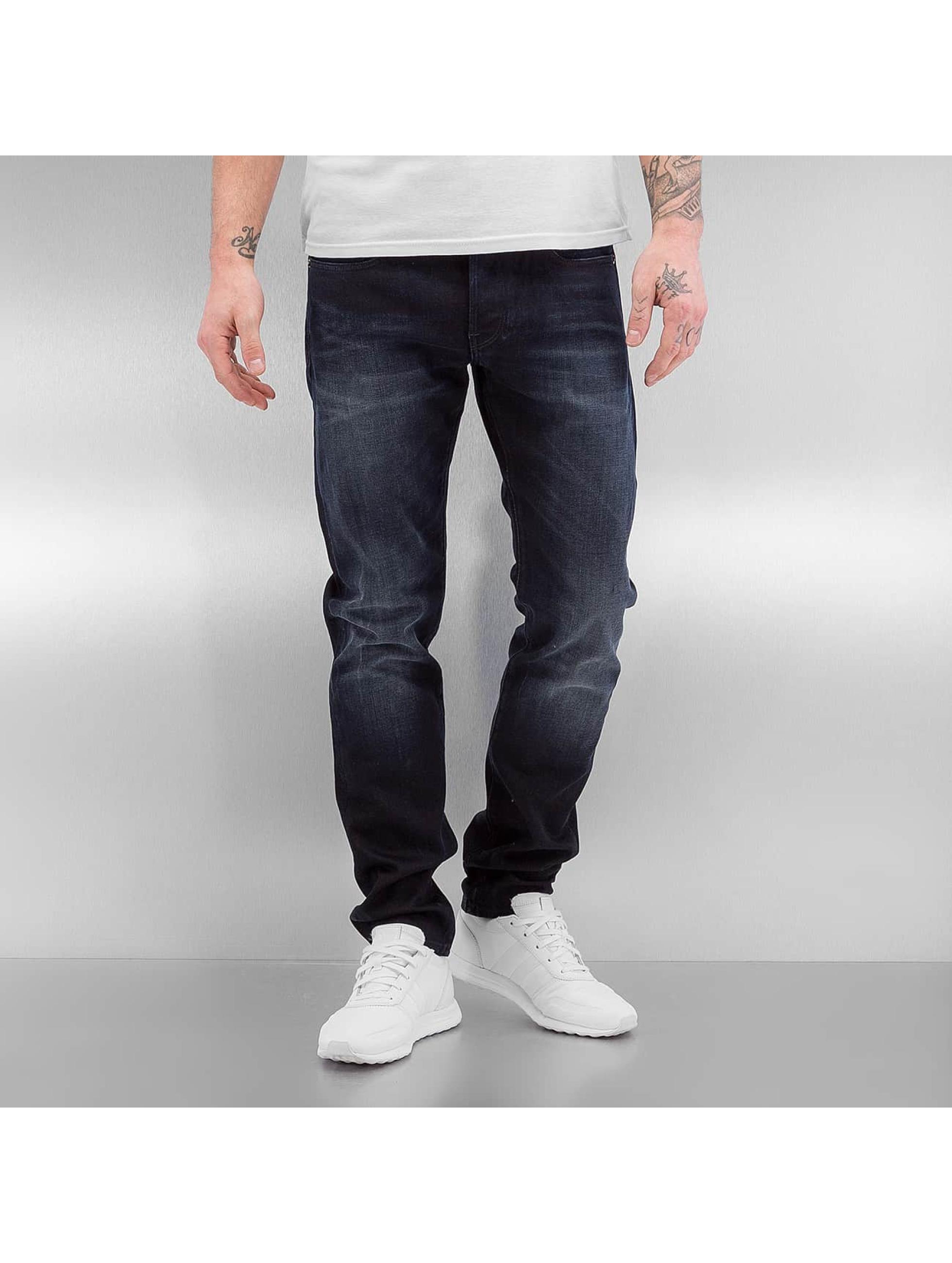 G-Star Skinny Jeans 3301 Slim Siro blå